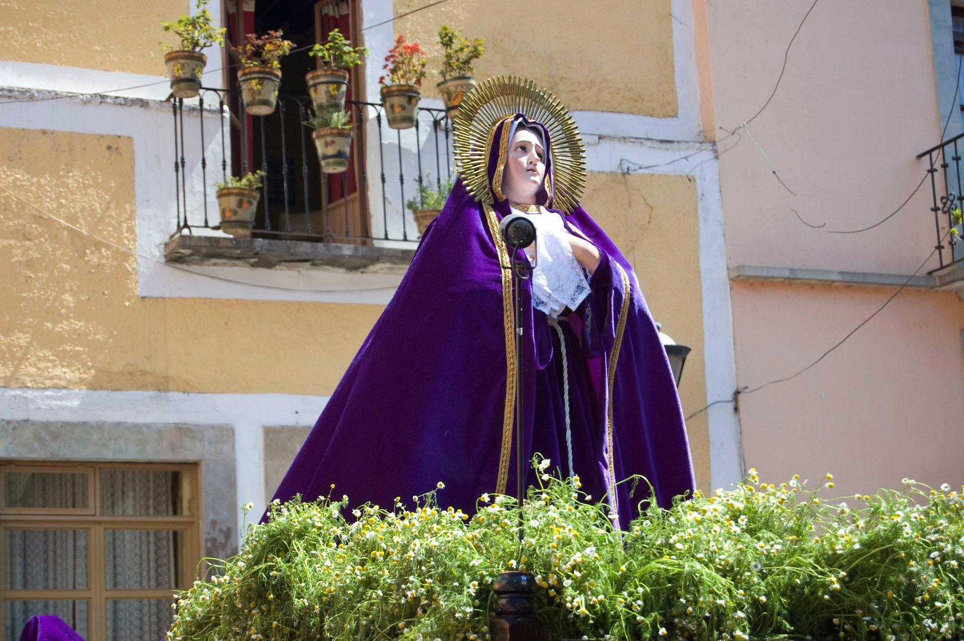 Semana Santa in Guanajuato  2020