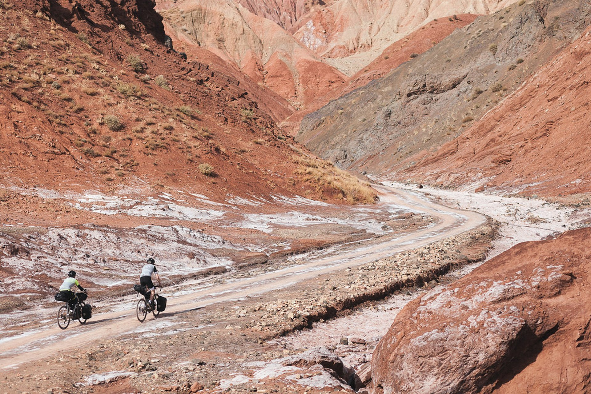 Best time to see Mountain Biking in the Atlas Mountains in Morocco 2020