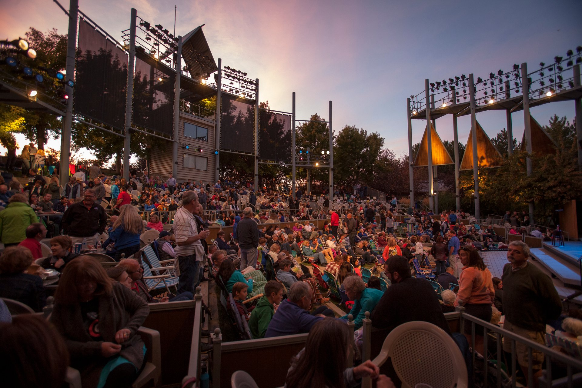 Best time for Idaho Shakespeare Festival 2020