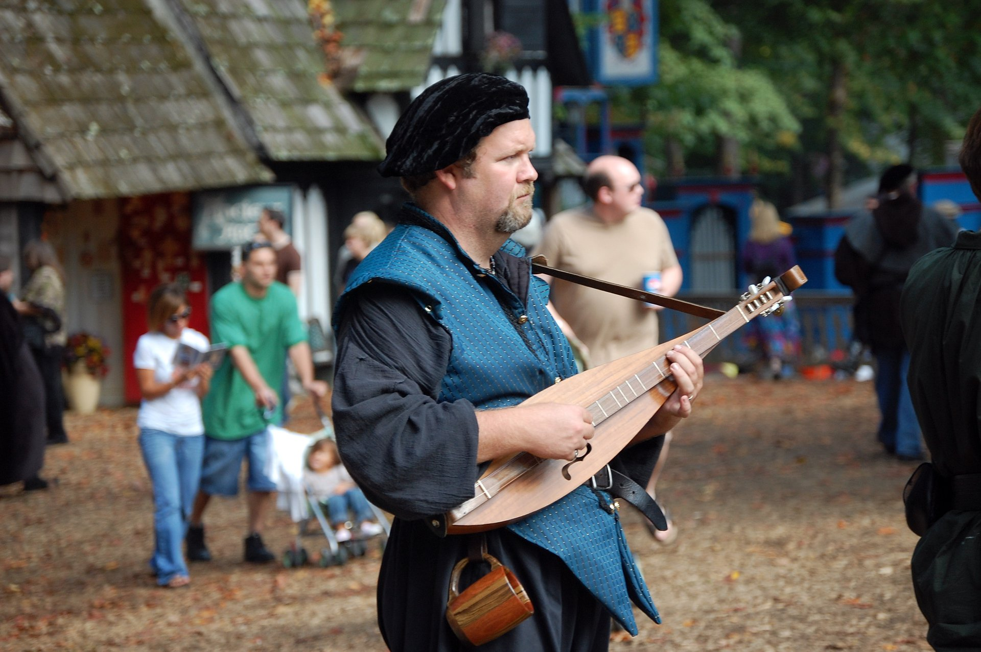 Best time to see Maryland Renaissance Festival 2020