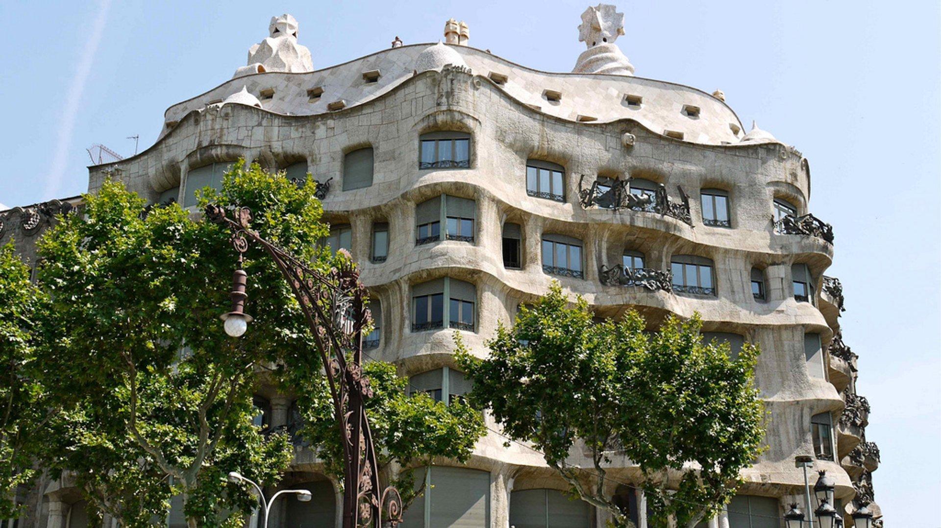 Casa Milà (La Pedrera) in Barcelona 2020 - Best Time