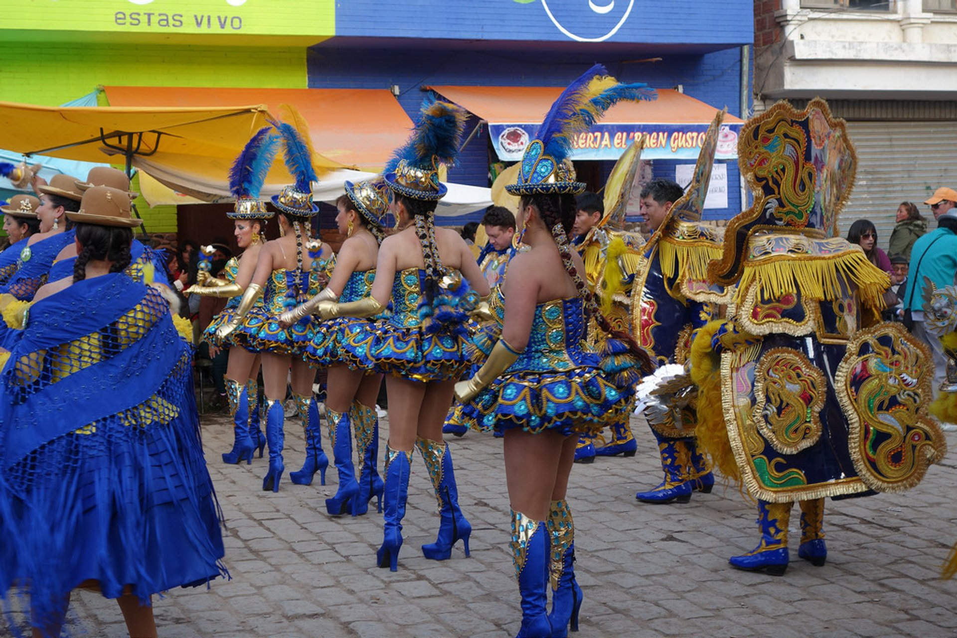Fiesta de la Cruz in Bolivia - Best Season 2020