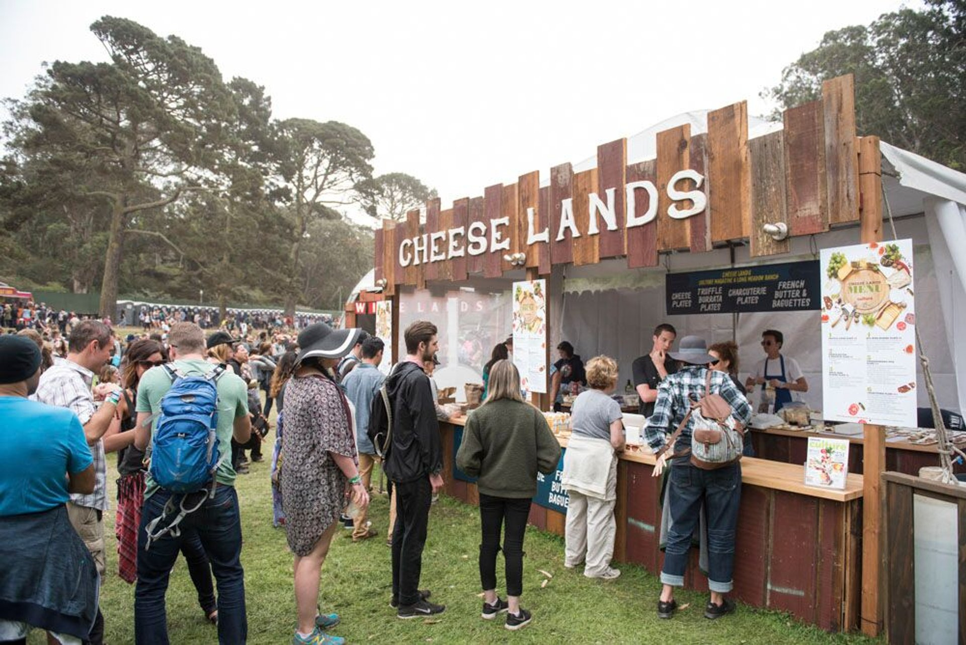 Best time to see Outside Lands Music and Art Festival 2020