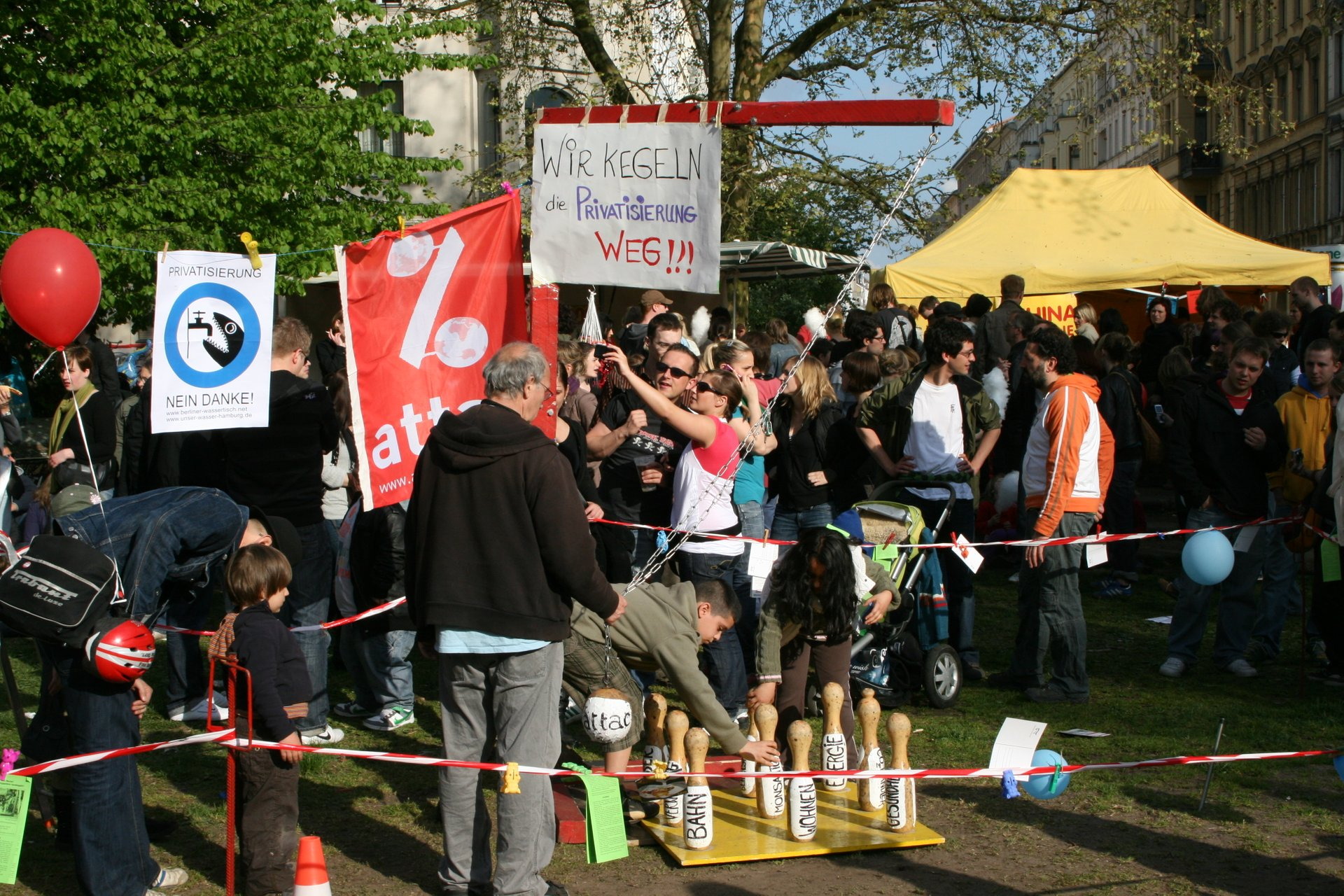 May Day in Berlin 2019 - Best Time