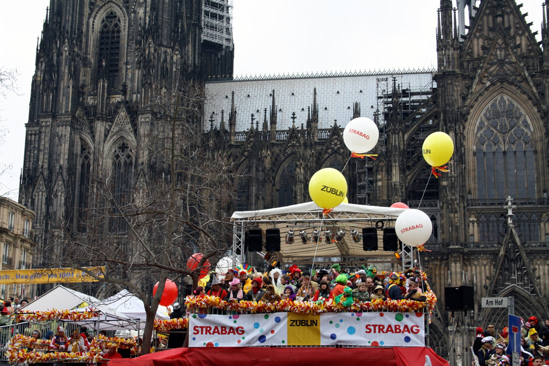 Best time to see Cologne Carnival (Kölner Karneval) 2020
