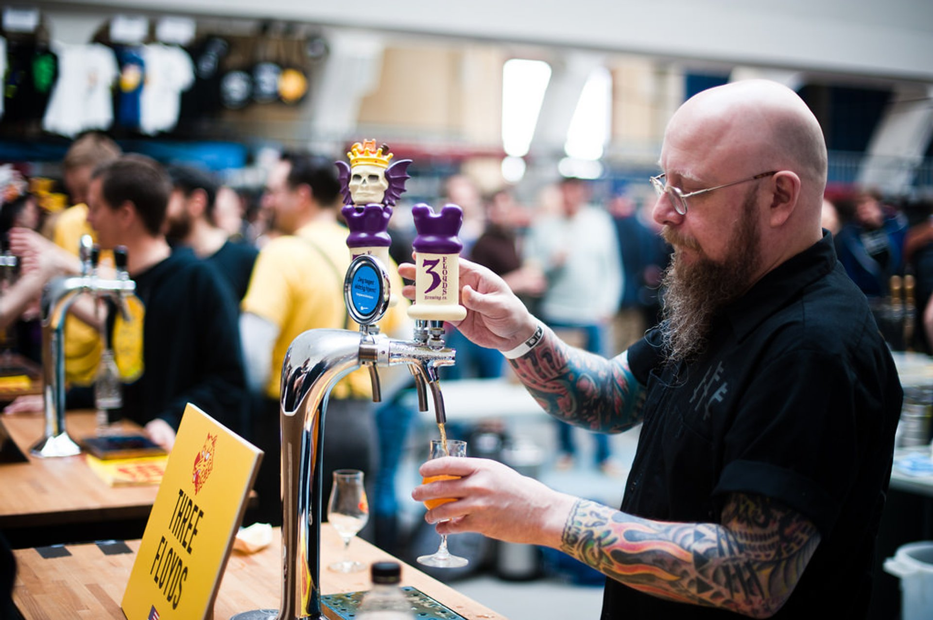 Best time for Craft Beer on the Waterfront in Copenhagen 2019
