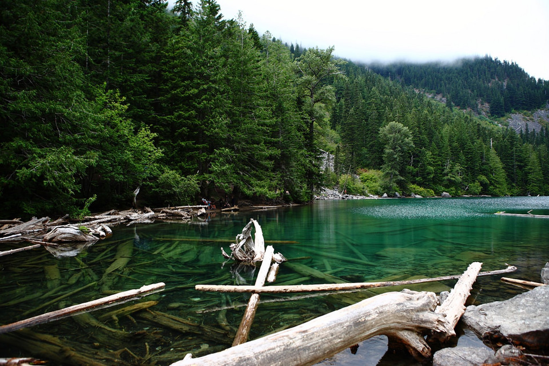 Best time for Chilliwack Lake Provincial Park in British Columbia 2020