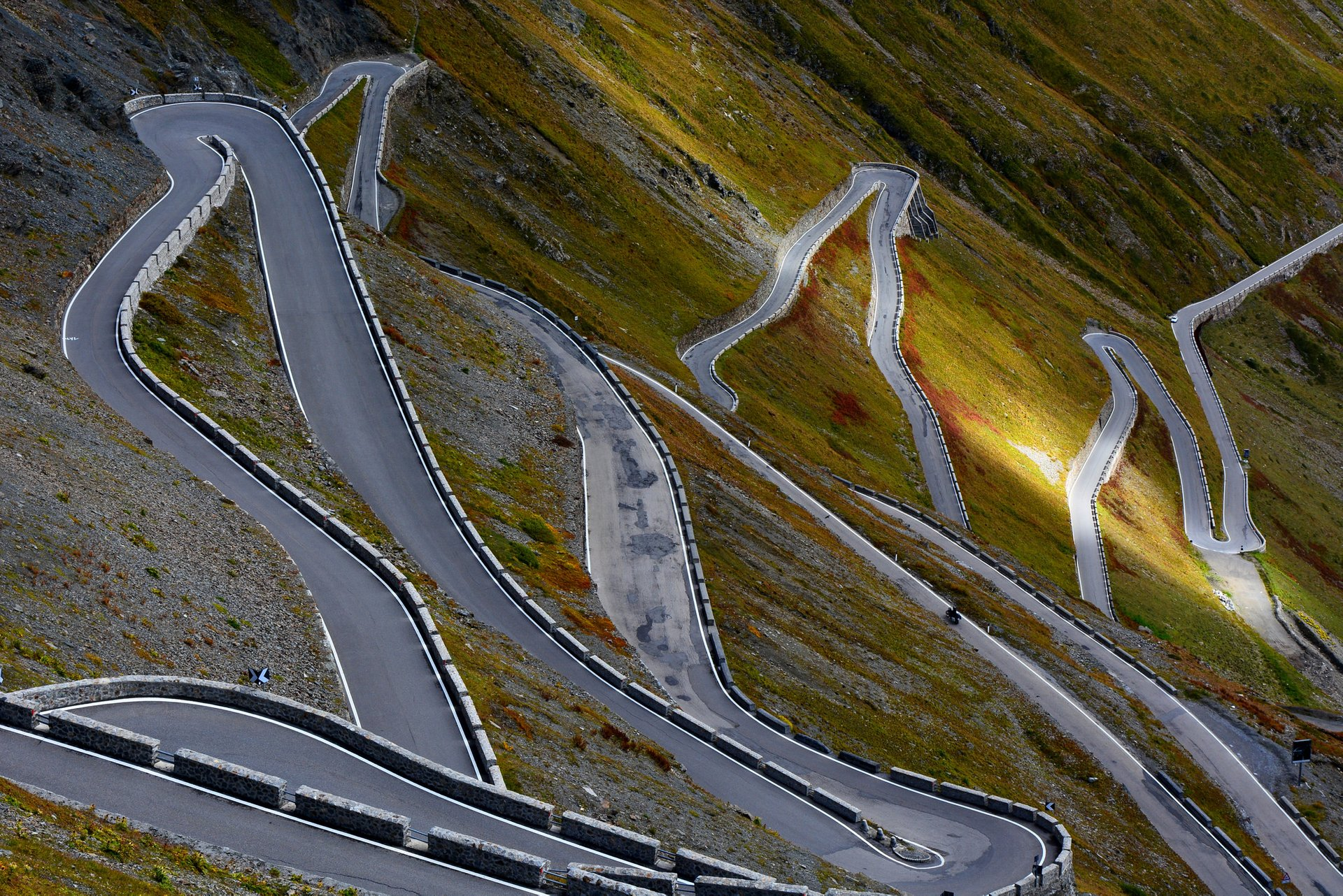 Stelvio Pass (Passo dello Stelvio) in Italy - Best Time