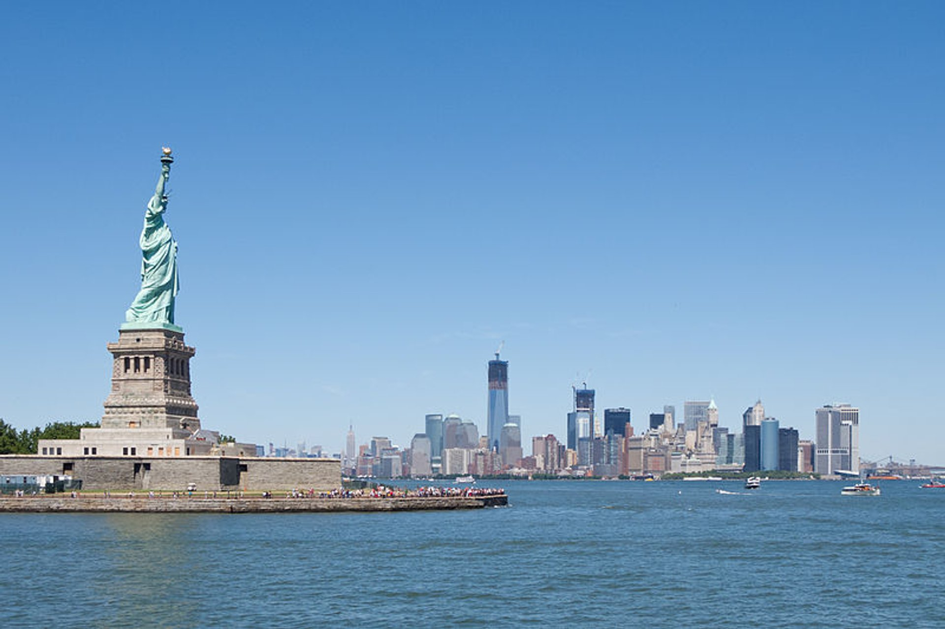 Statue of Liberty in New York 2020 - Best Time