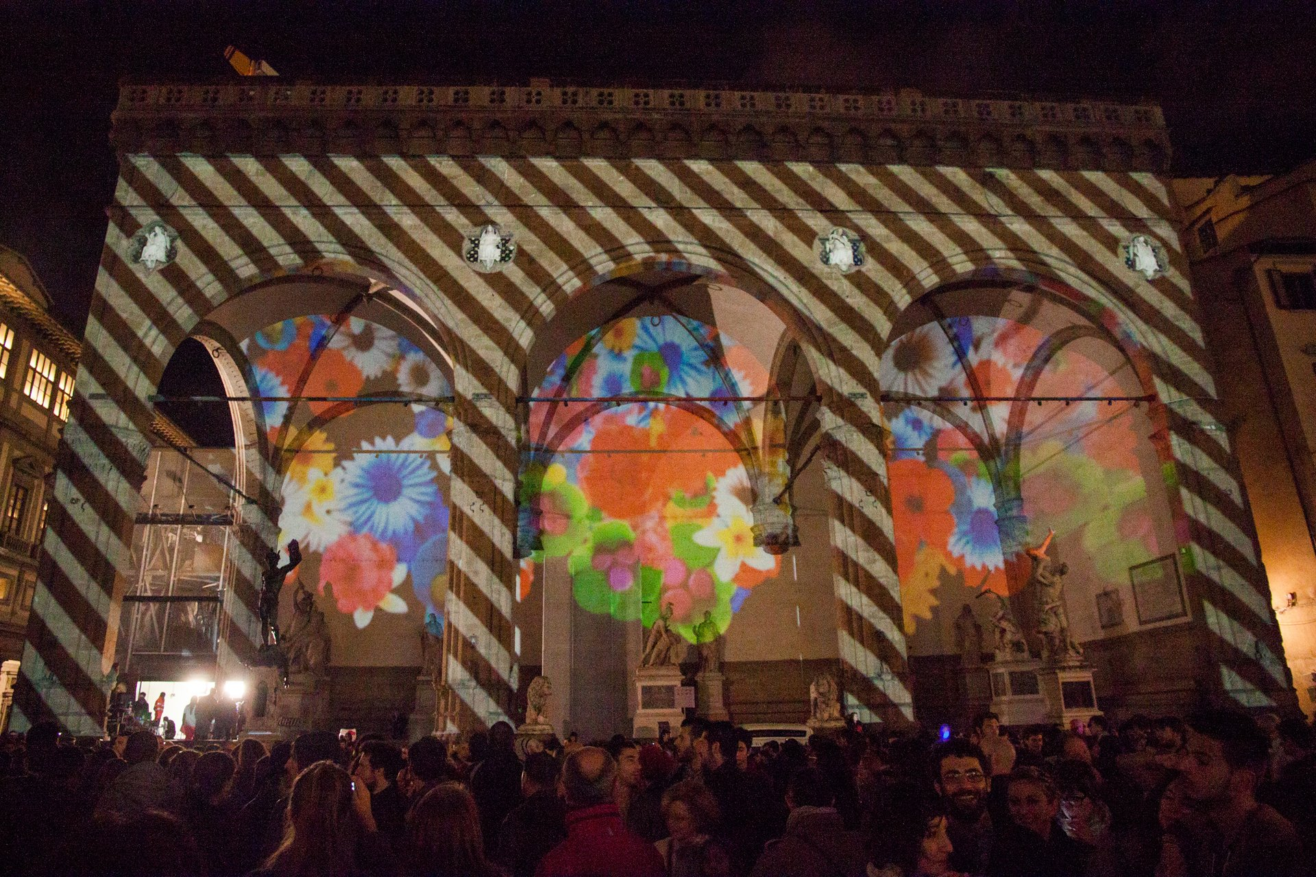 Best time for Notte Bianca in Florence 2020