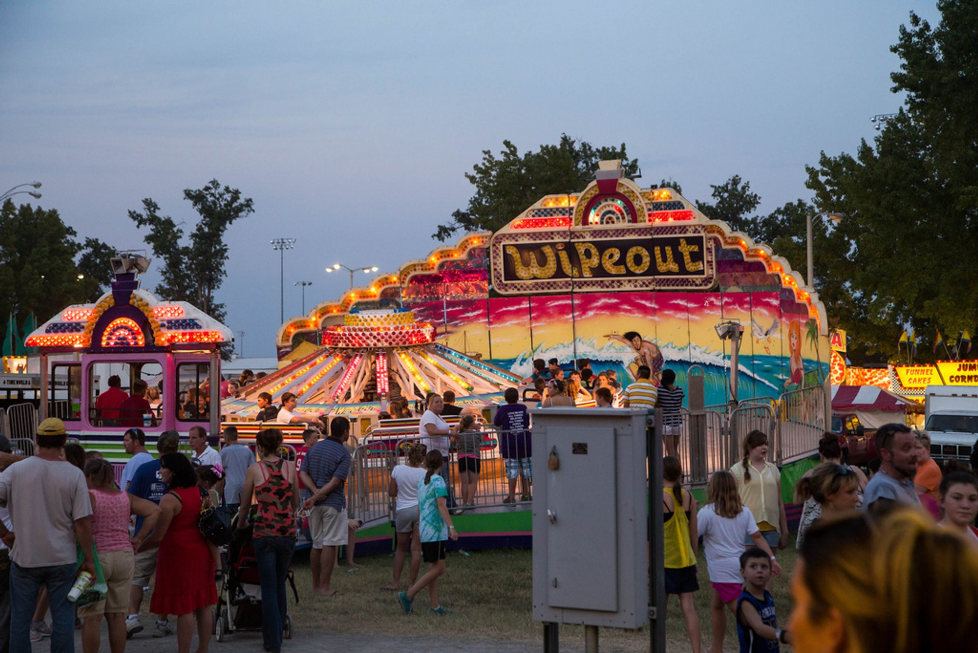 DuQuoin State Fair in Midwest - Best Season 2020