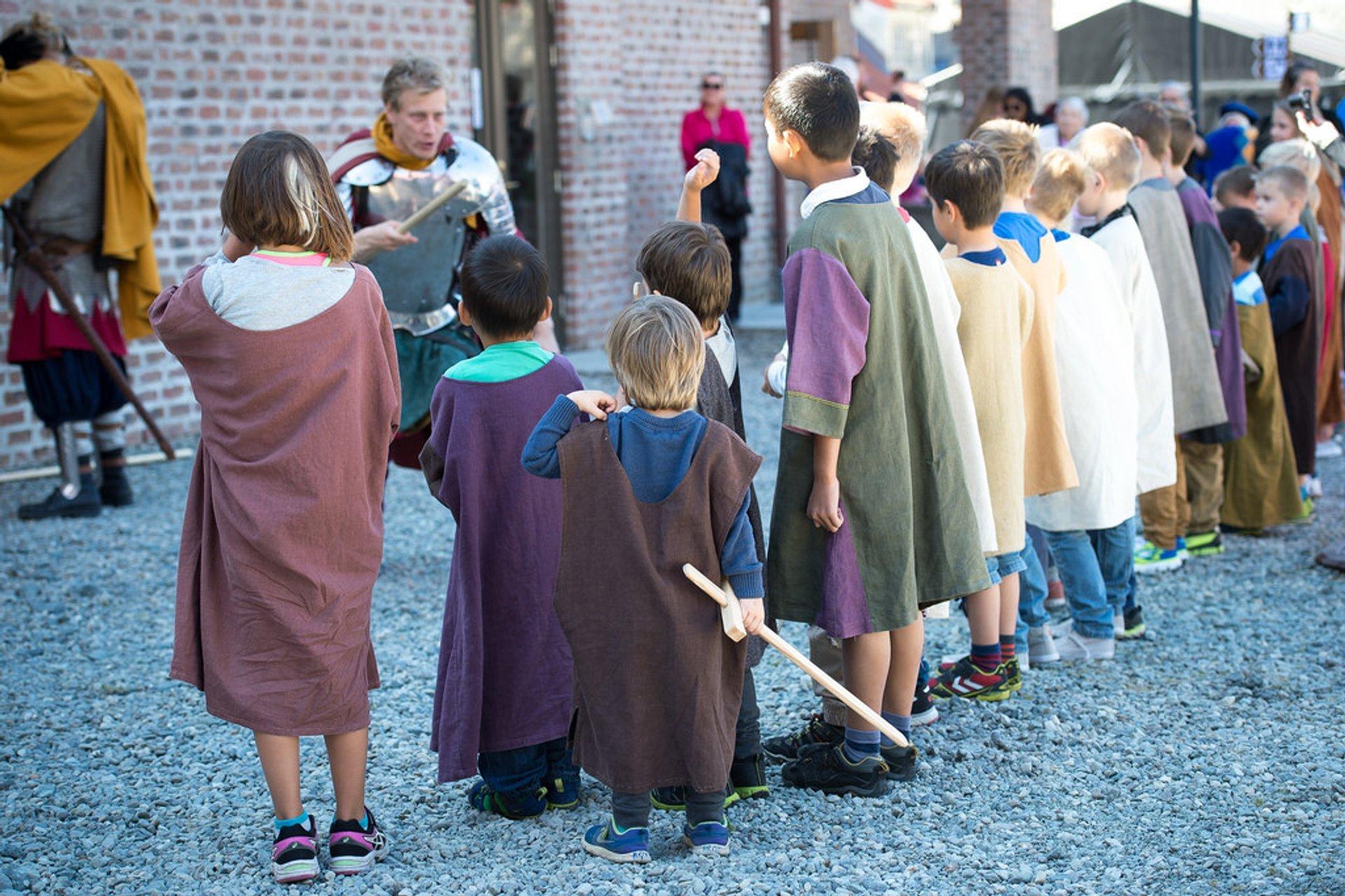 Best time for St. Olav Festival in Norway 2020