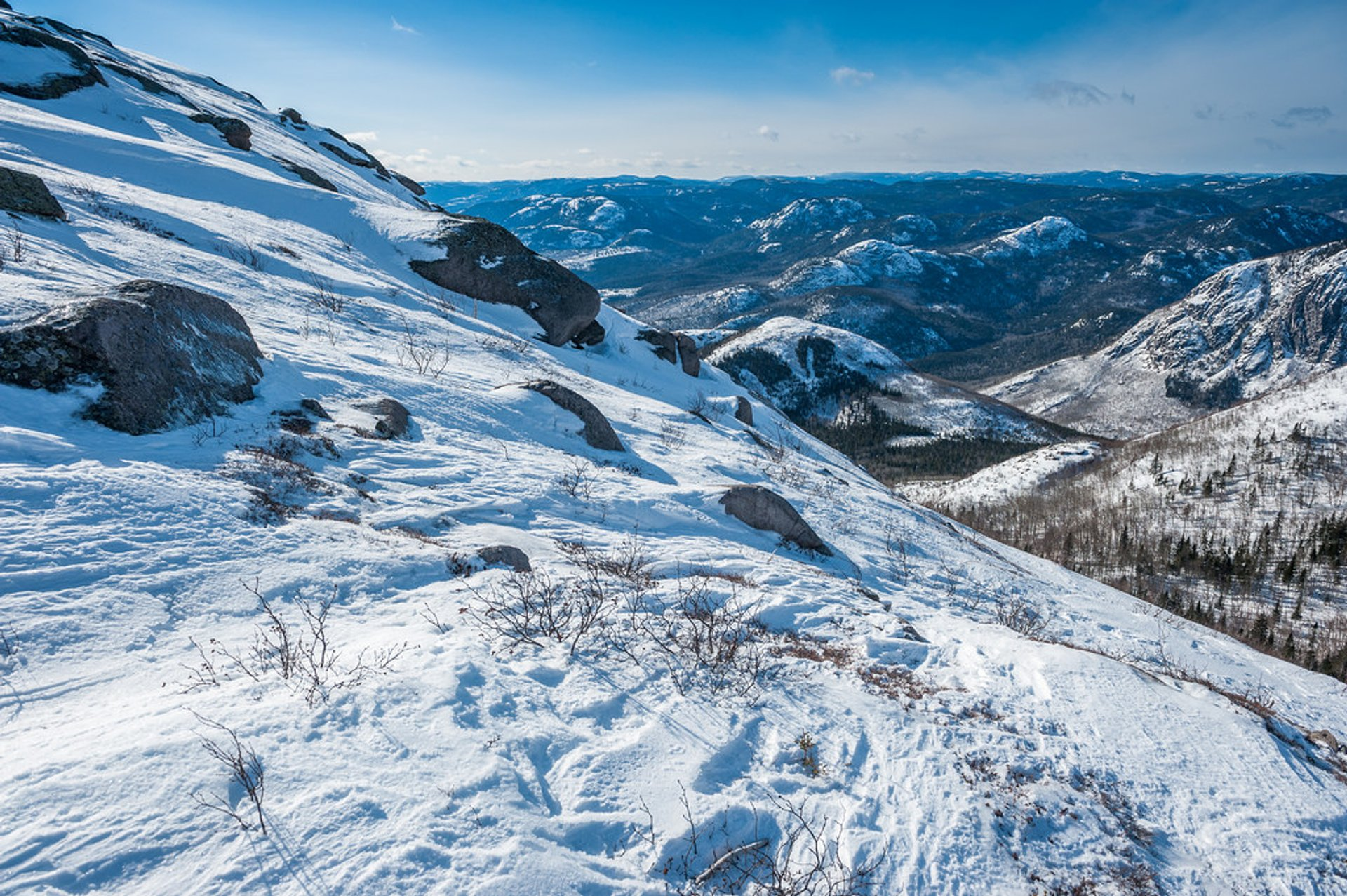 Winter Hiking in Quebec 2020 - Best Time