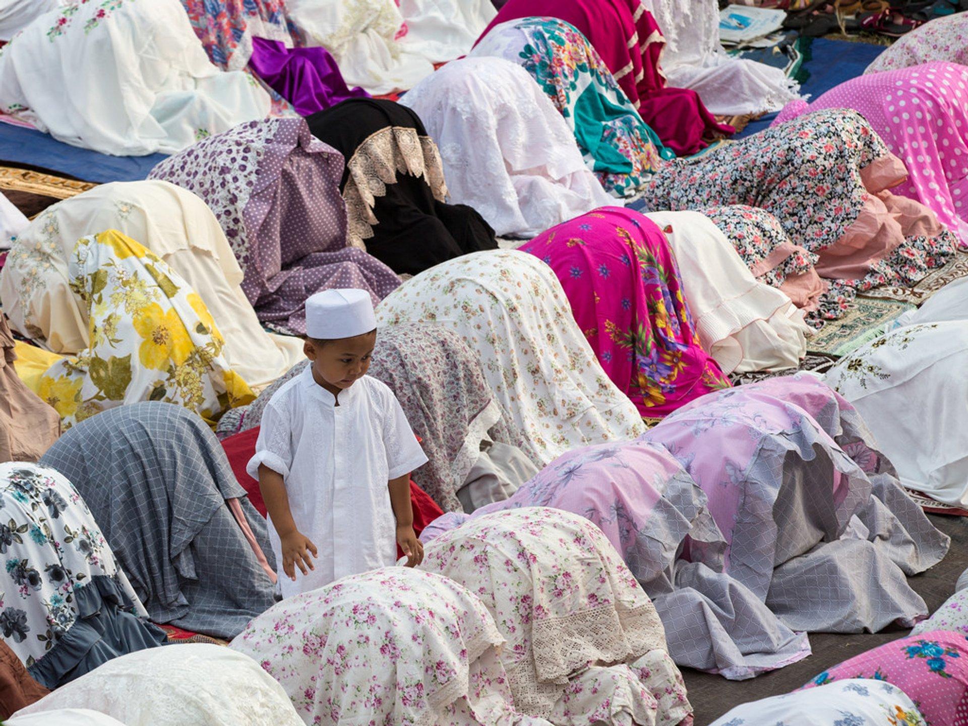 Idul Fitri (Lebaran) in Indonesia 2020 - Best Time