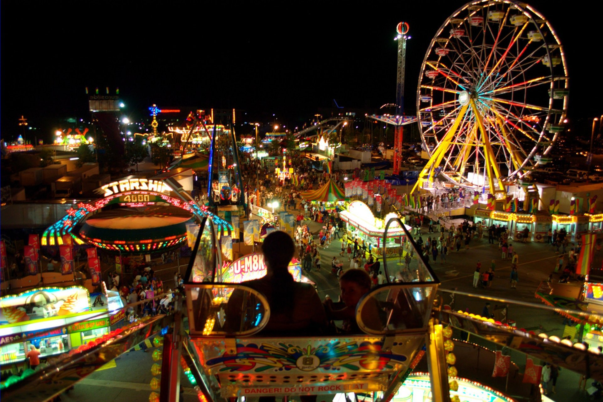 Best time for Canadian National Exhibition  2020
