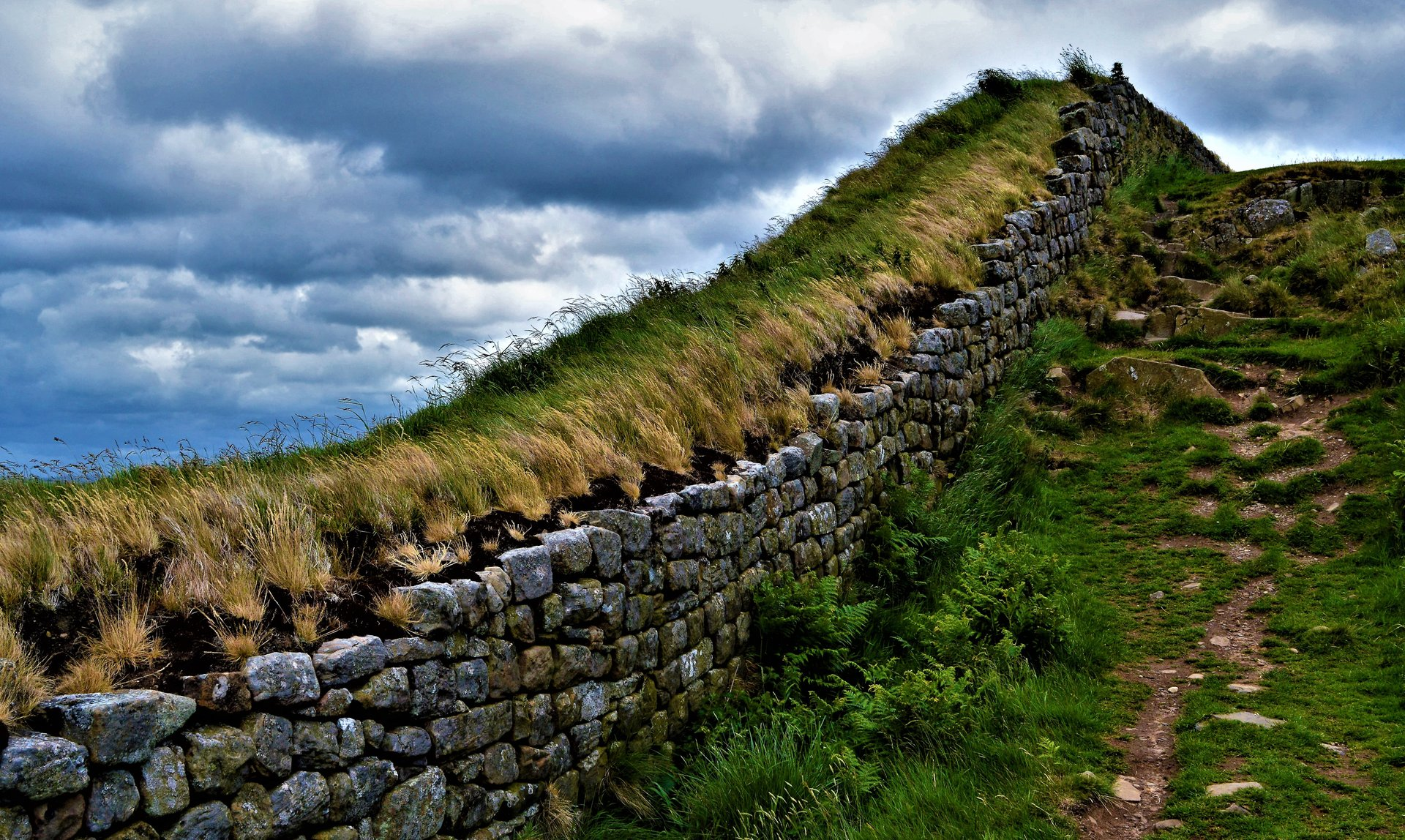 Hadrian's Wall in England 2019 - Best Time