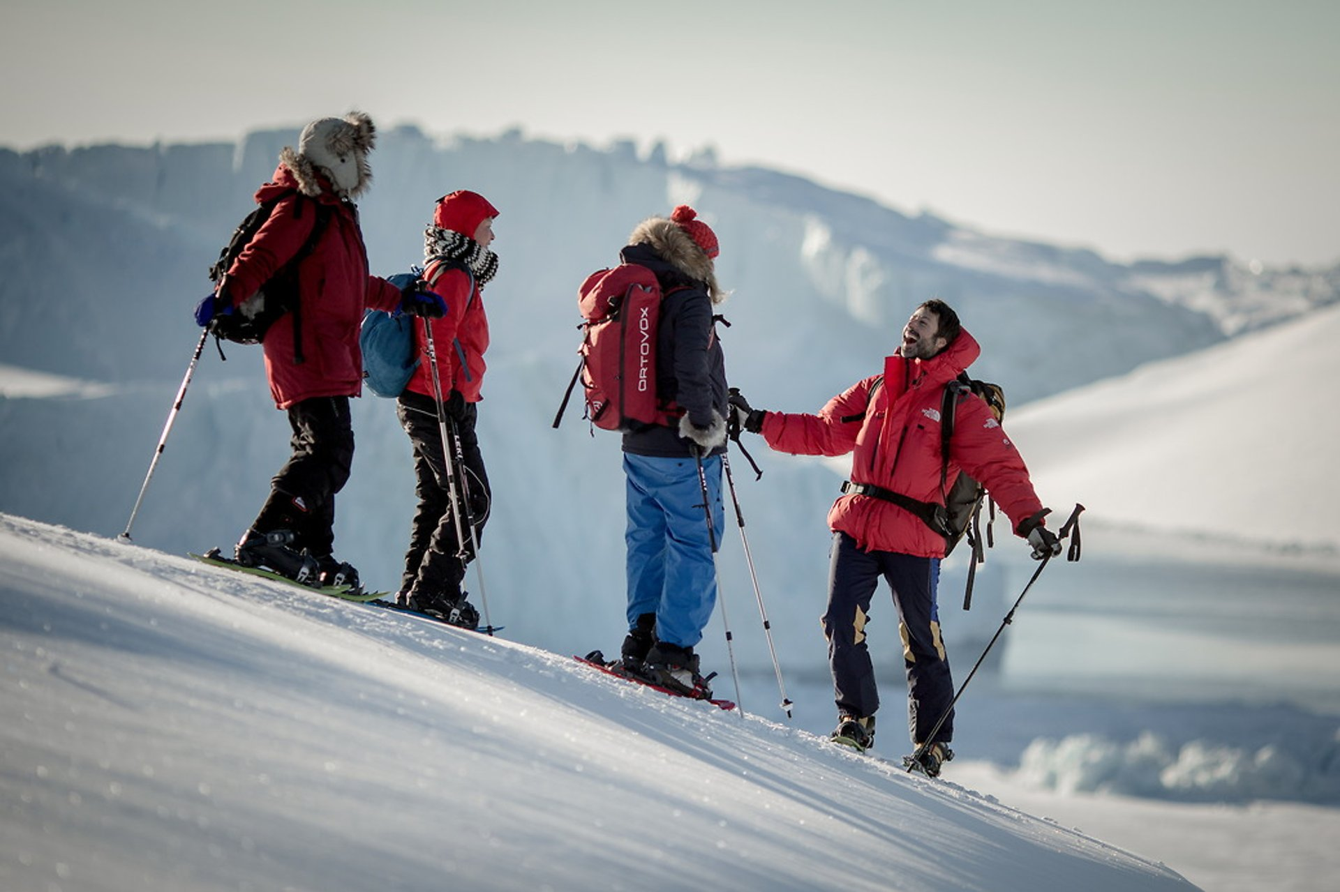 Snowshoeing in Greenland 2020 - Best Time