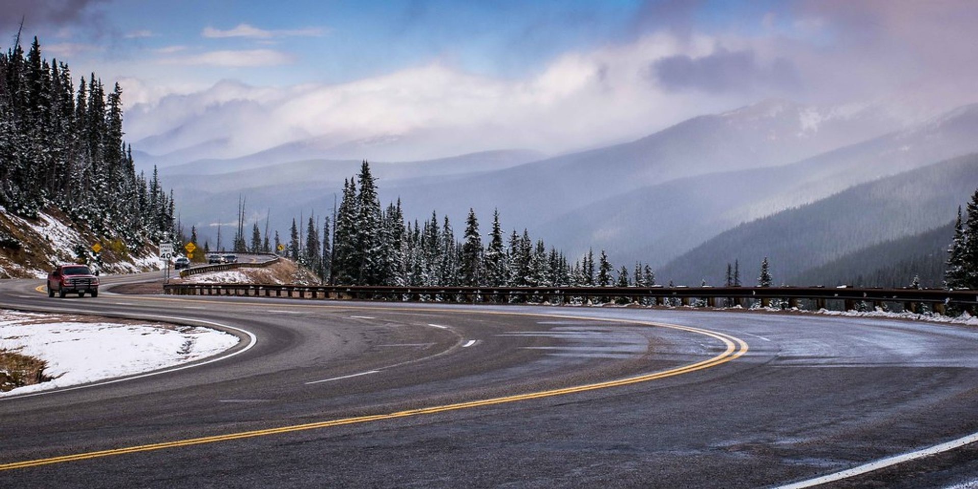 Berthoud Pass in Colorado - Best Season 2020