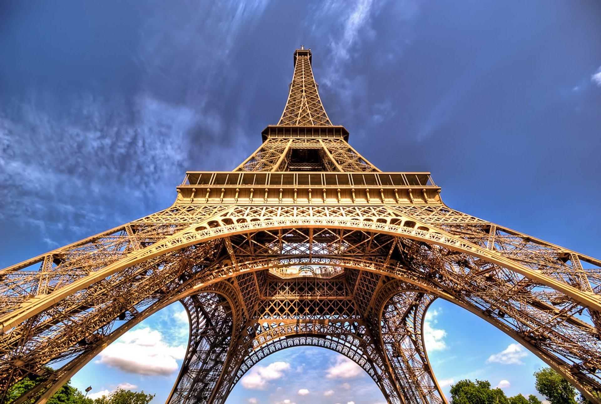 Eiffel Tower in Paris 2020 - Best Time