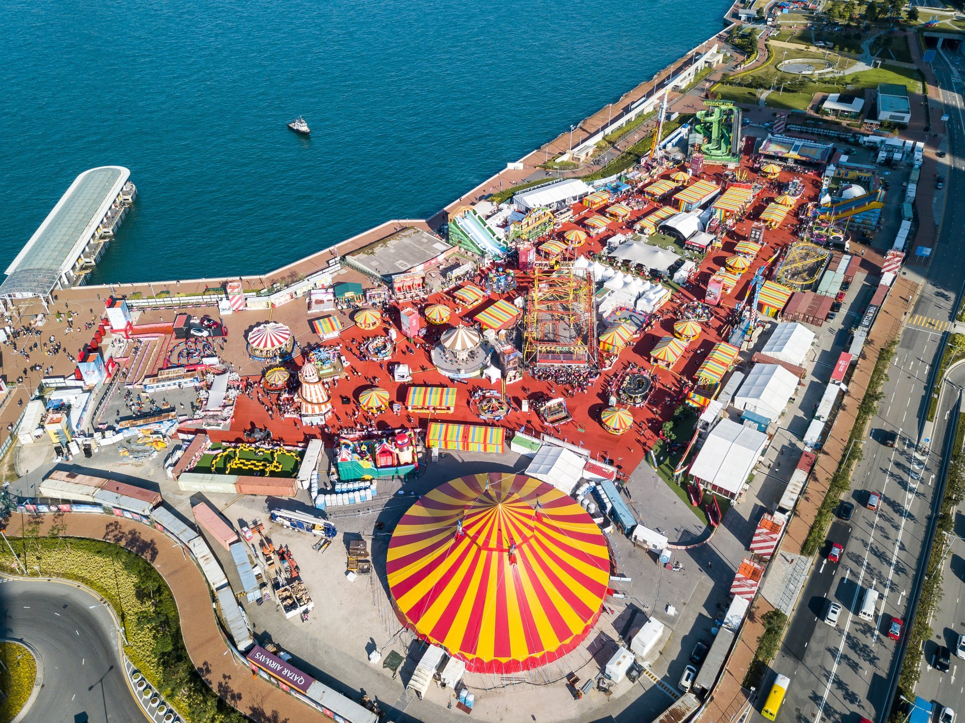 Best time for AIA Carnival in Hong Kong 2020