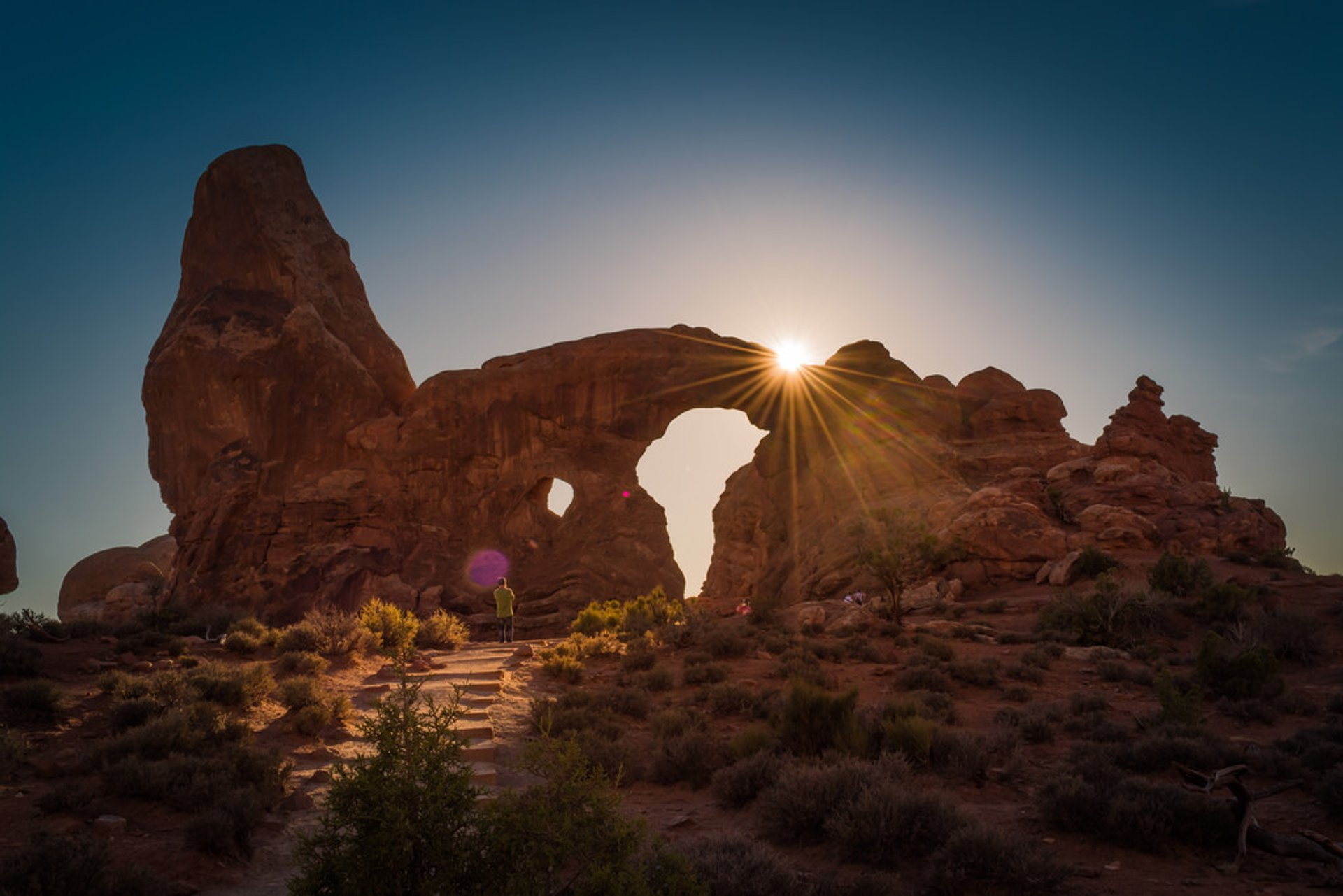 Best time for Arches National Park in Utah 2020