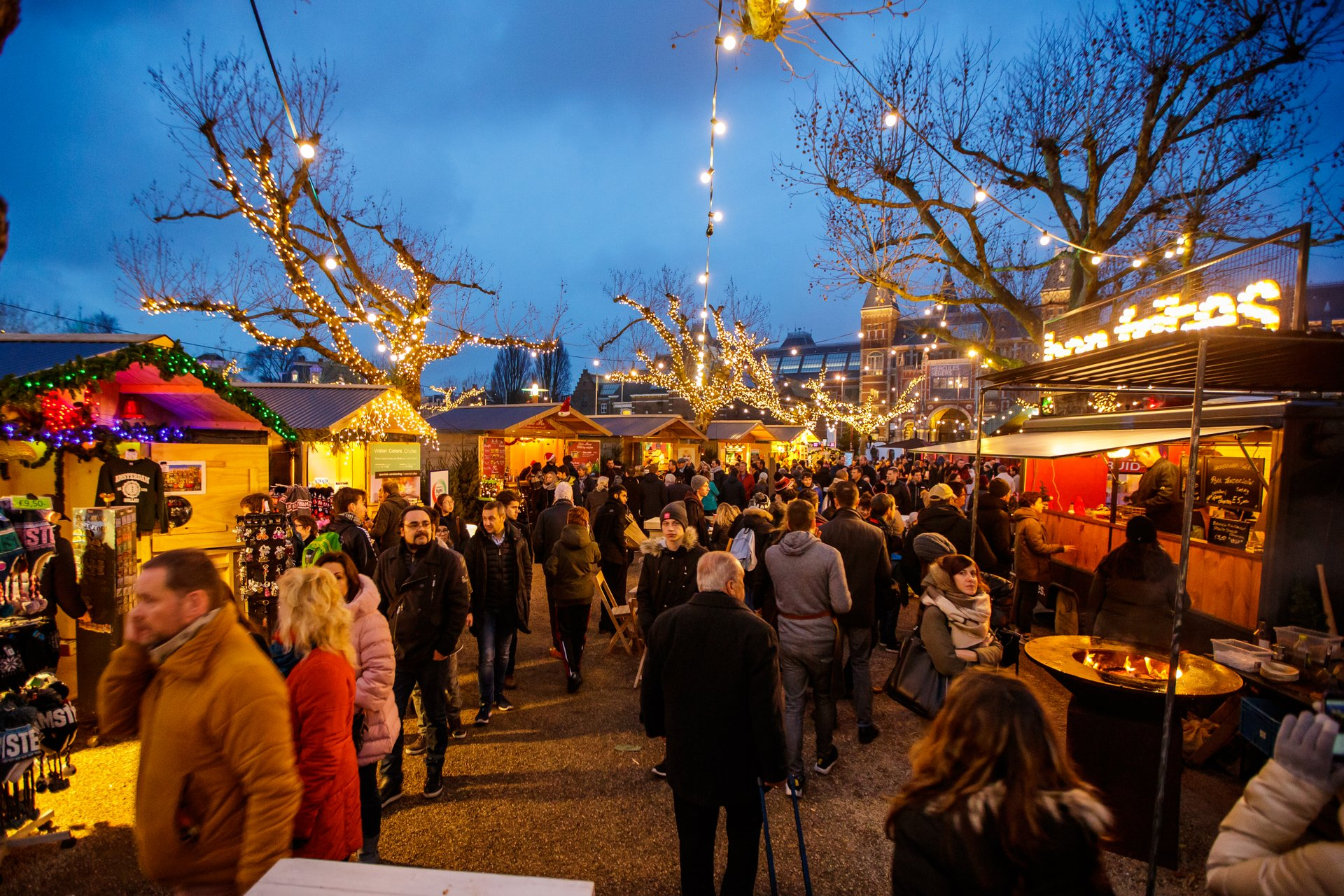 Best time for Christmas Markets 2019
