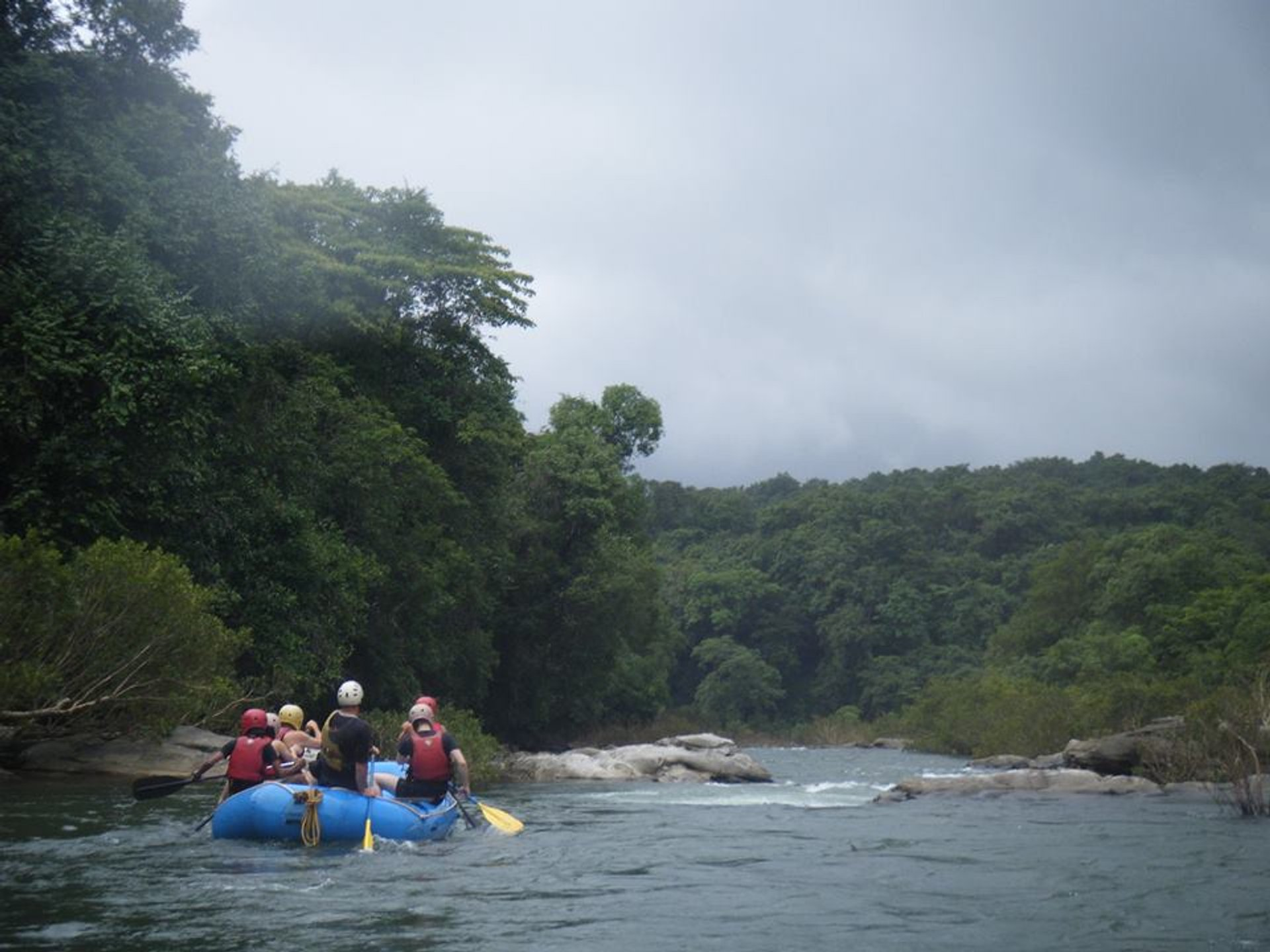 Rafting in Goa - Best Season 2019