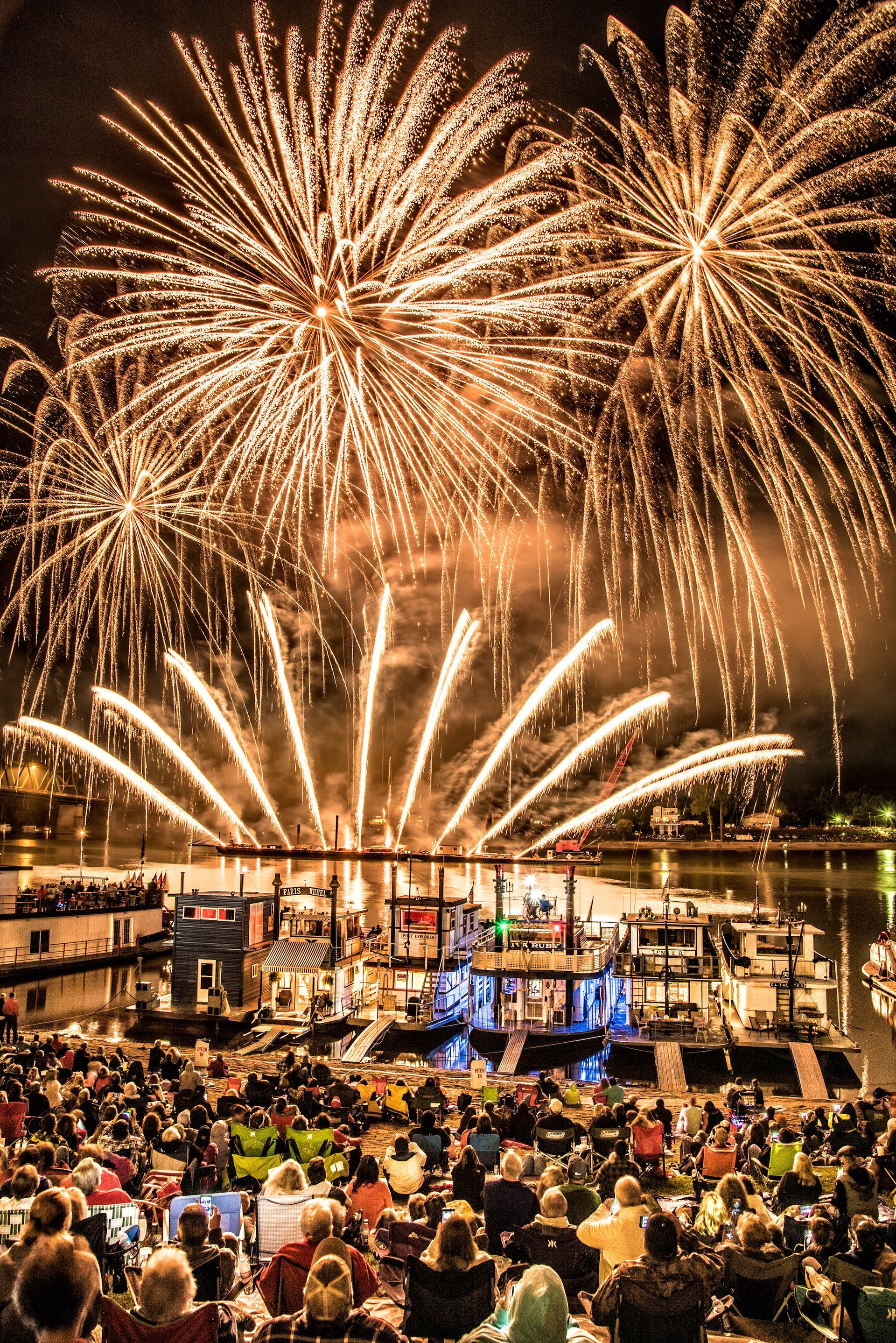 Best time for Ohio River Sternwheel Festival in Ohio 2020