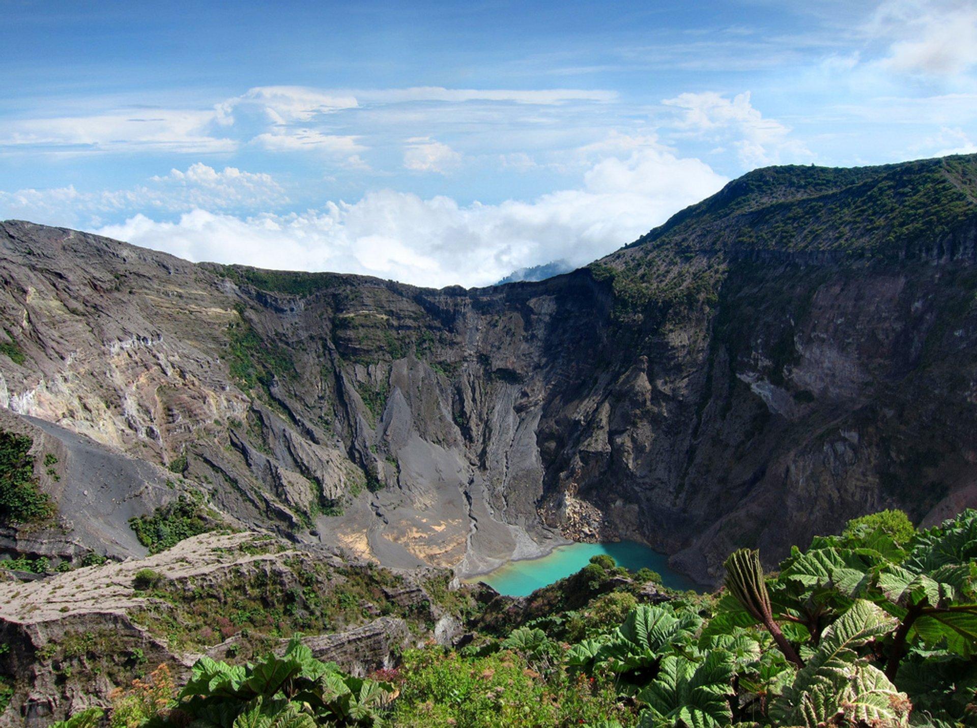 Irazu Volcano in Costa Rica 2020 - Best Time