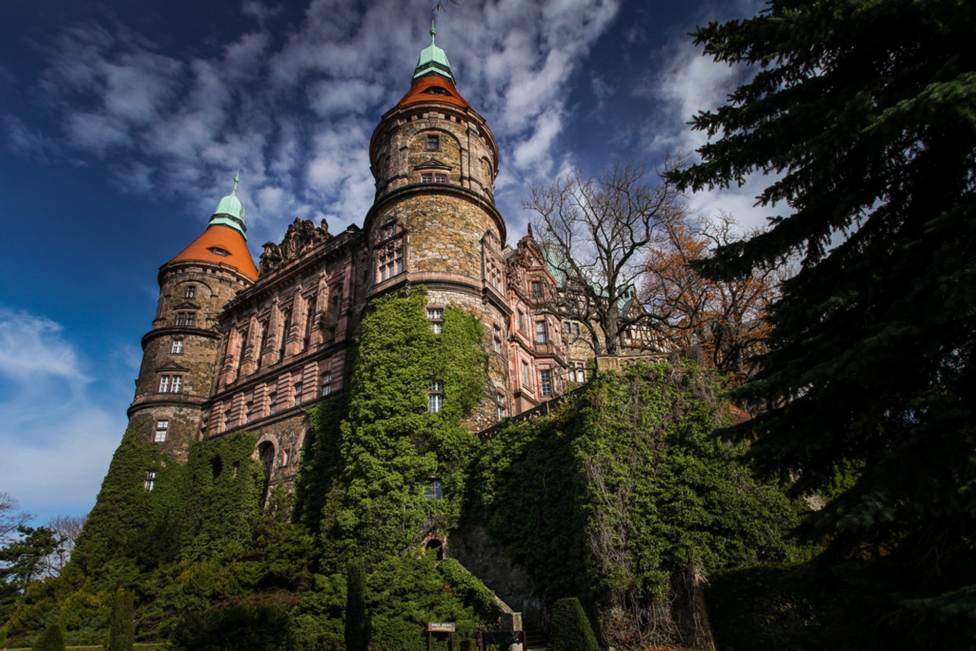 Książ Castle (Zamek Książ) in Poland 2020 - Best Time