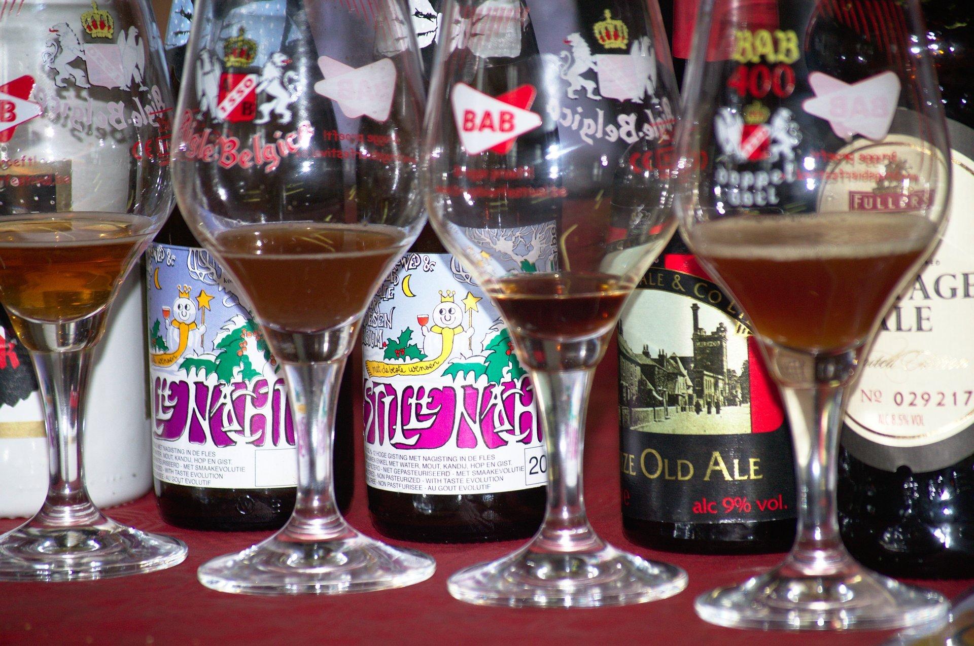 Bruges Beer Festival in Belgium 2020 - Best Time