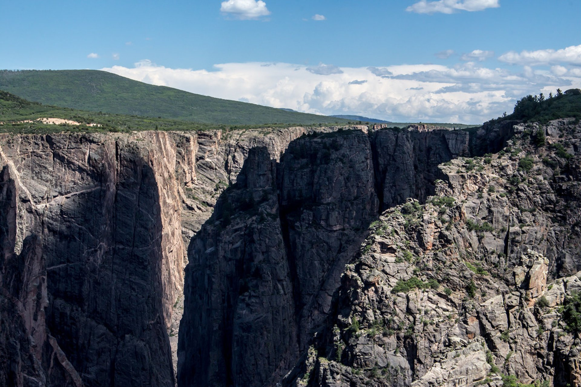 Best time to see Black Canyon of the Gunnison National Park in Colorado 2020