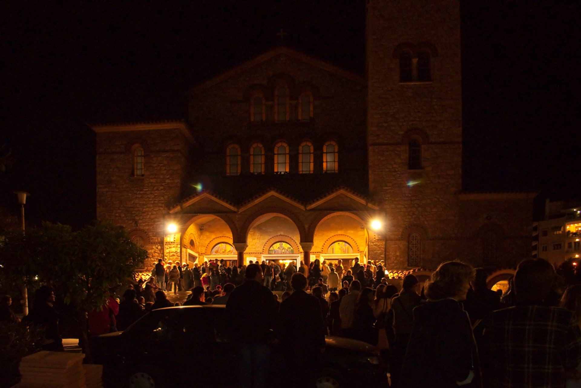 Best time for Holy Week & Orthodox Easter in Athens