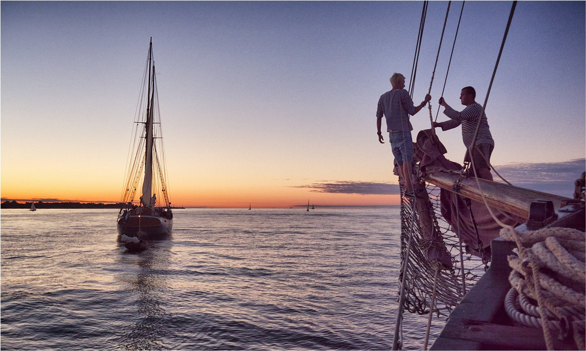 Sailing in Estonia 2019 - Best Time