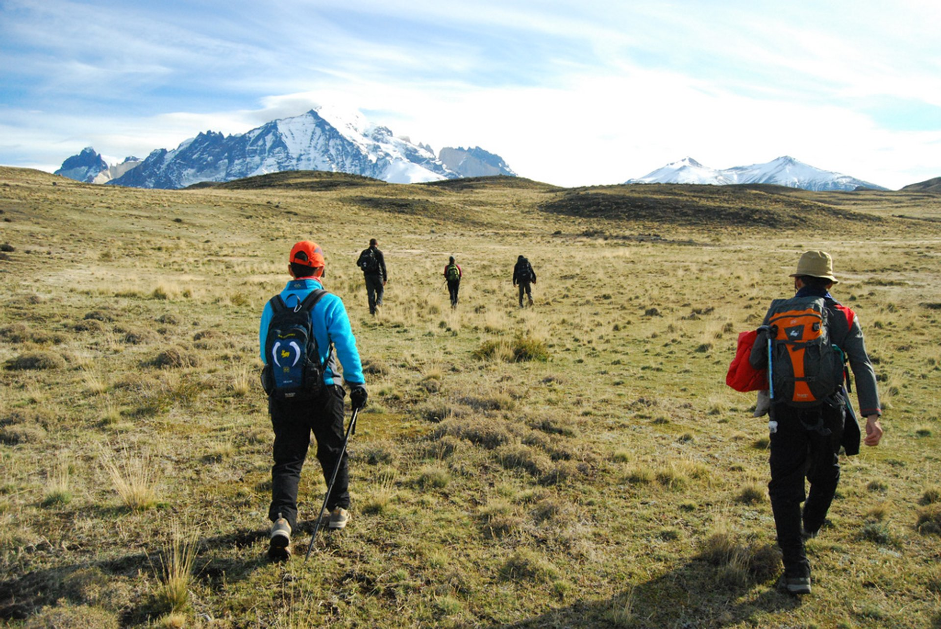 Hiking in Patagonia in Chile - Best Season 2019