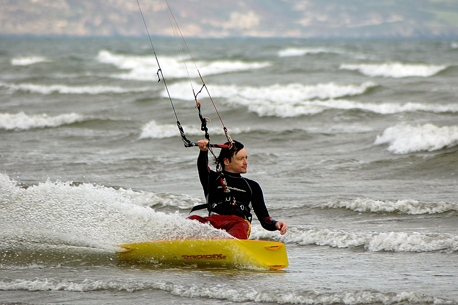 Kitesurfing & Windsurfing in Ireland 2020 - Best Time