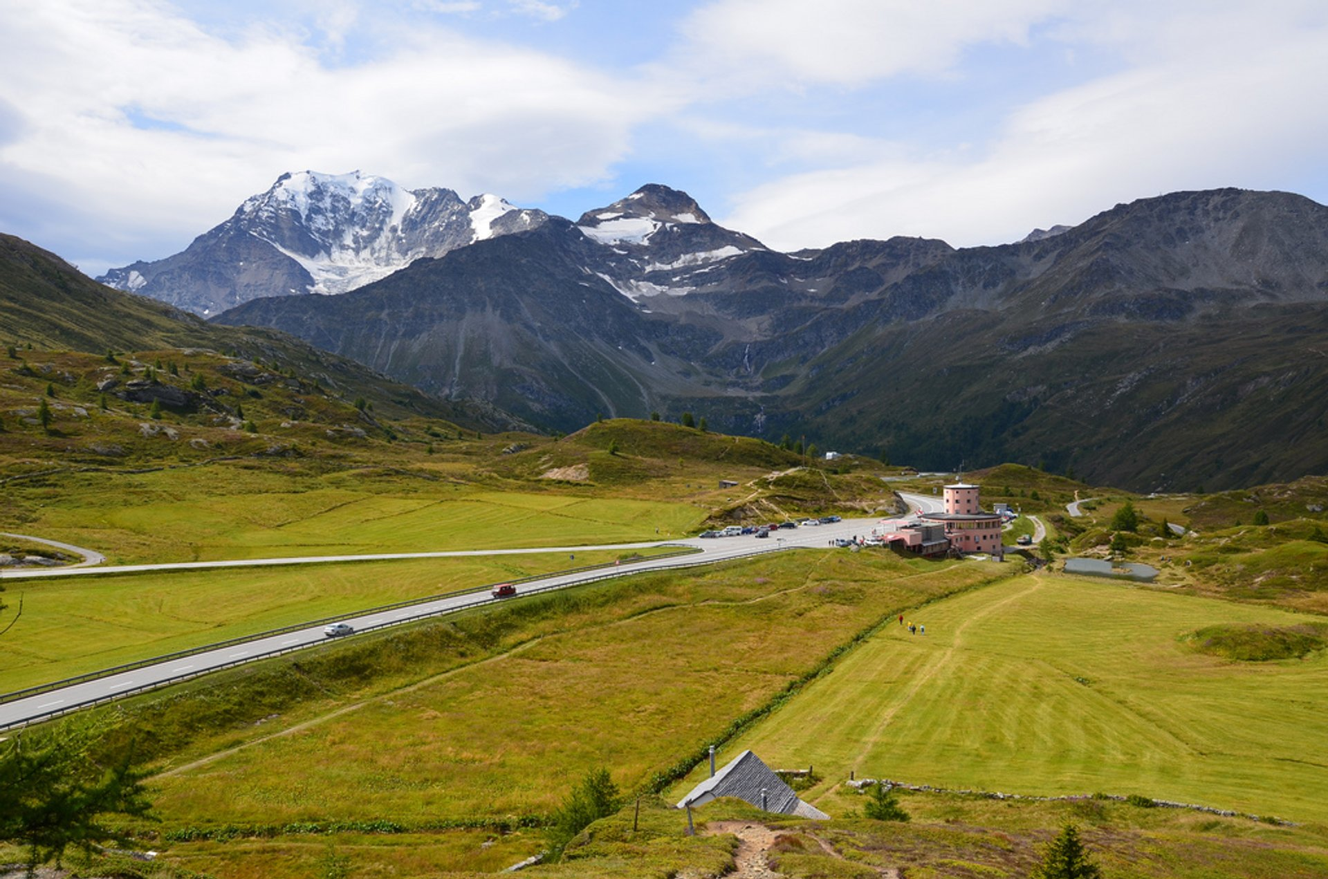 Simplon Pass (Passo del Sempione) in Switzerland - Best Season 2020