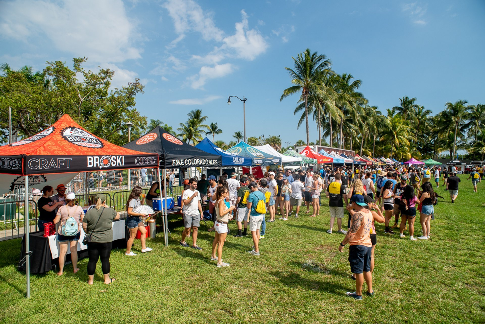 Grovetoberfest in Miami - Best Season 2020