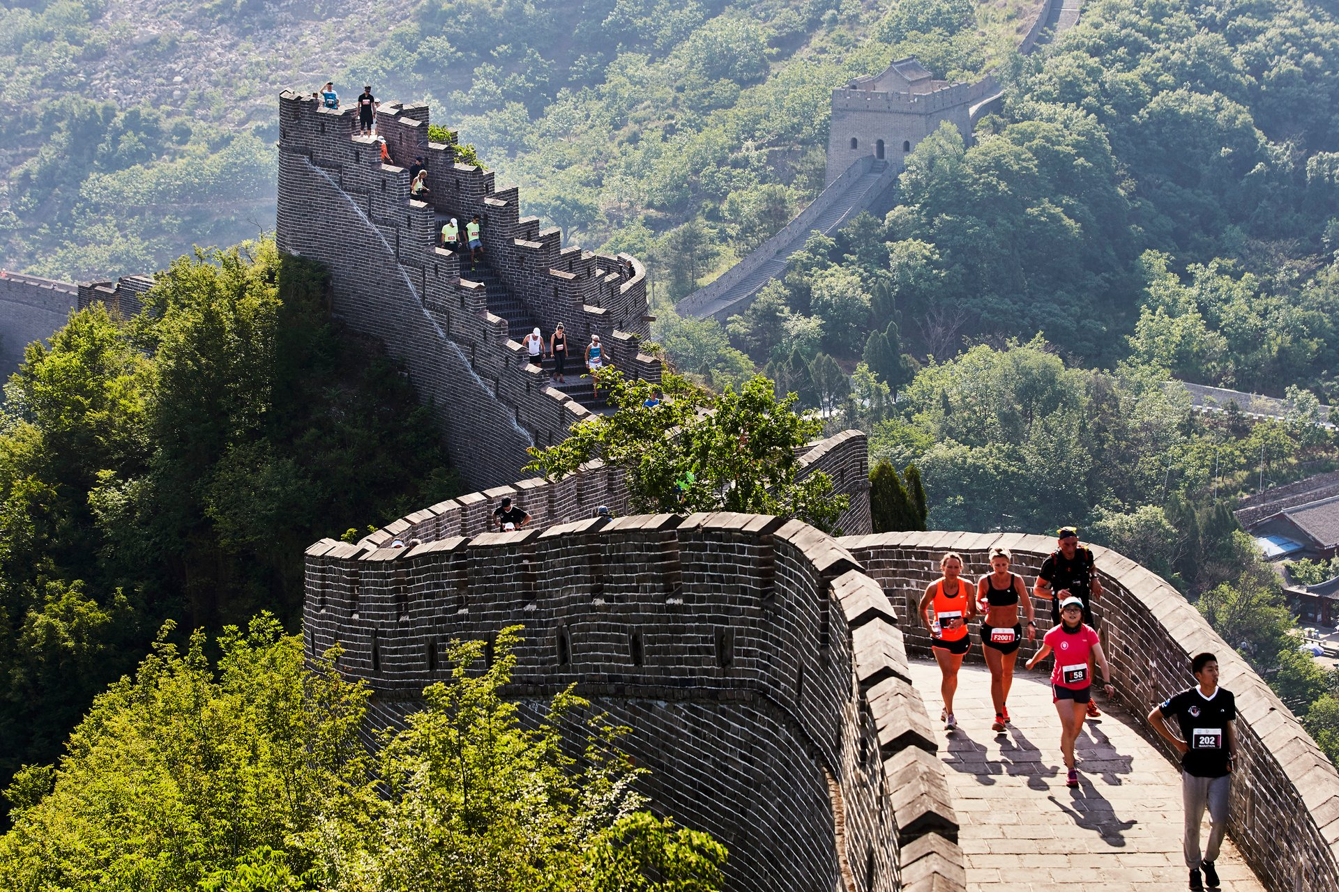 Great Wall Marathon in China 2019 - Best Time
