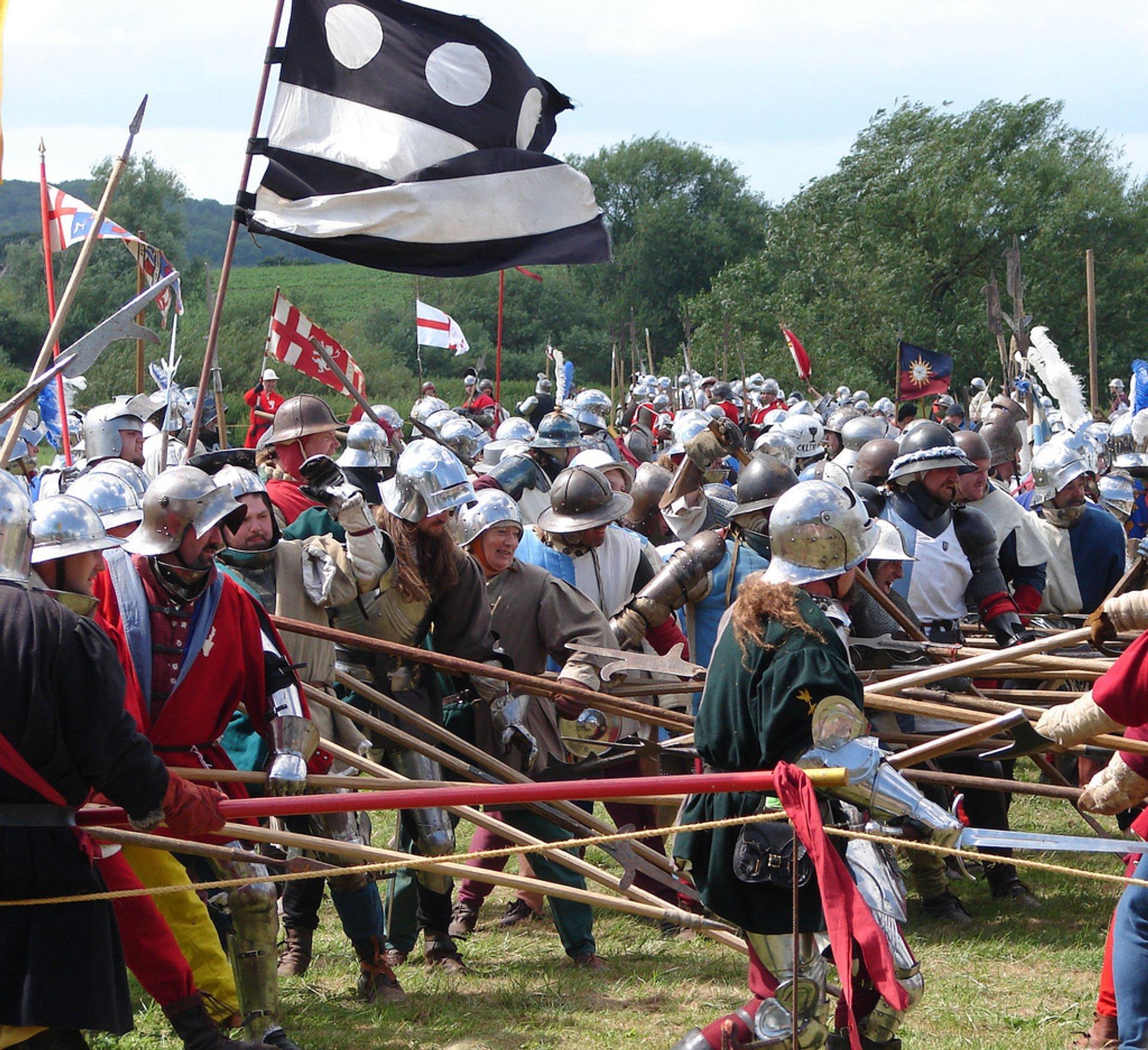 Tewkesbury Medieval Festival in England - Best Season 2019