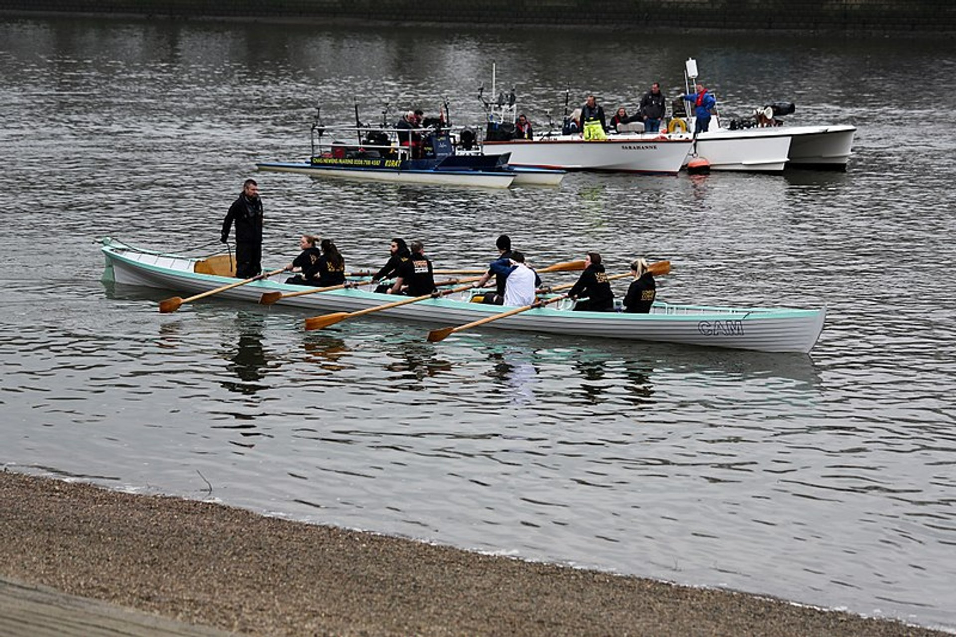 The Boat Race in London - Best Season 2020