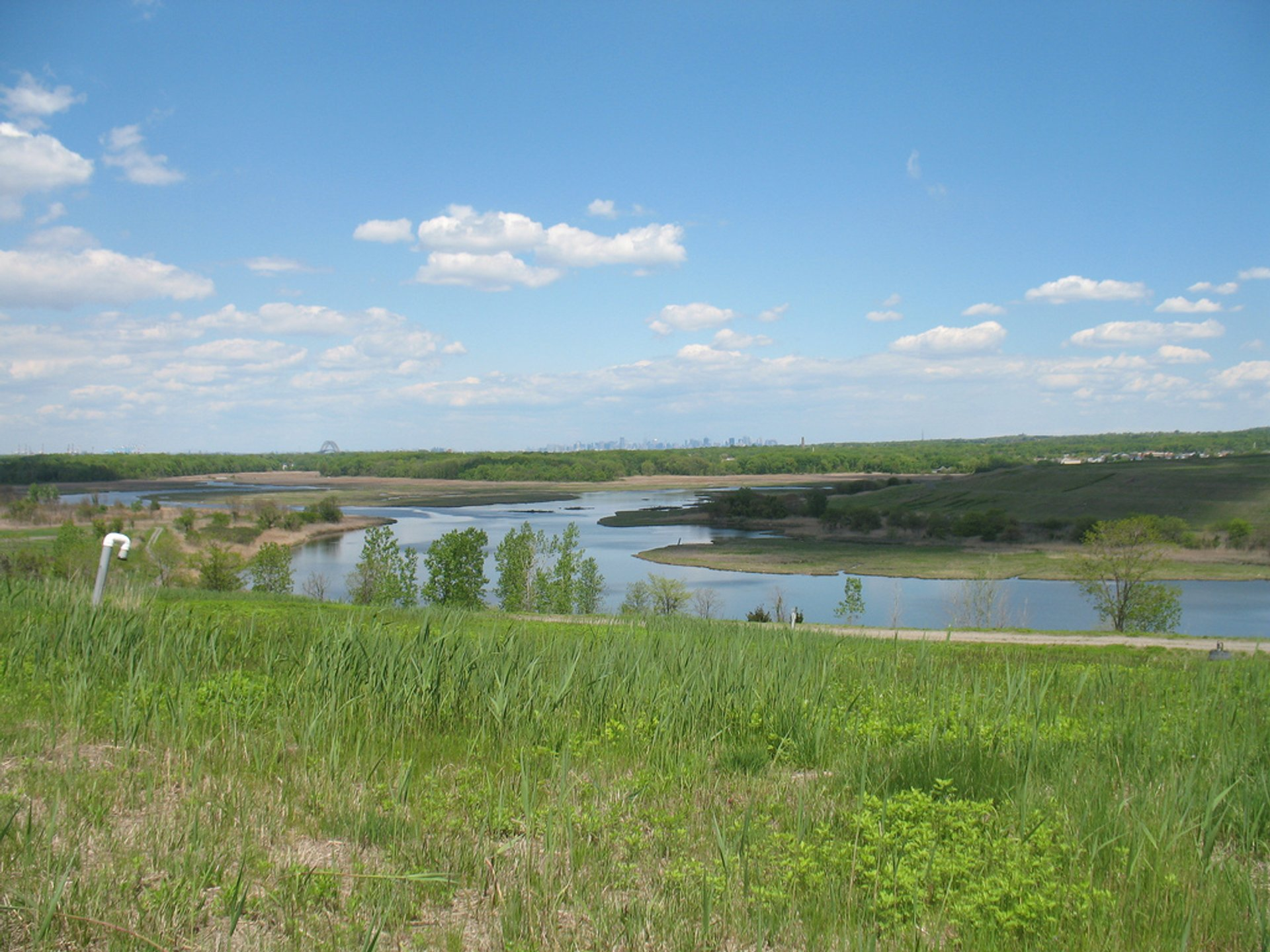 Best time for Freshkills Park in New York 2020