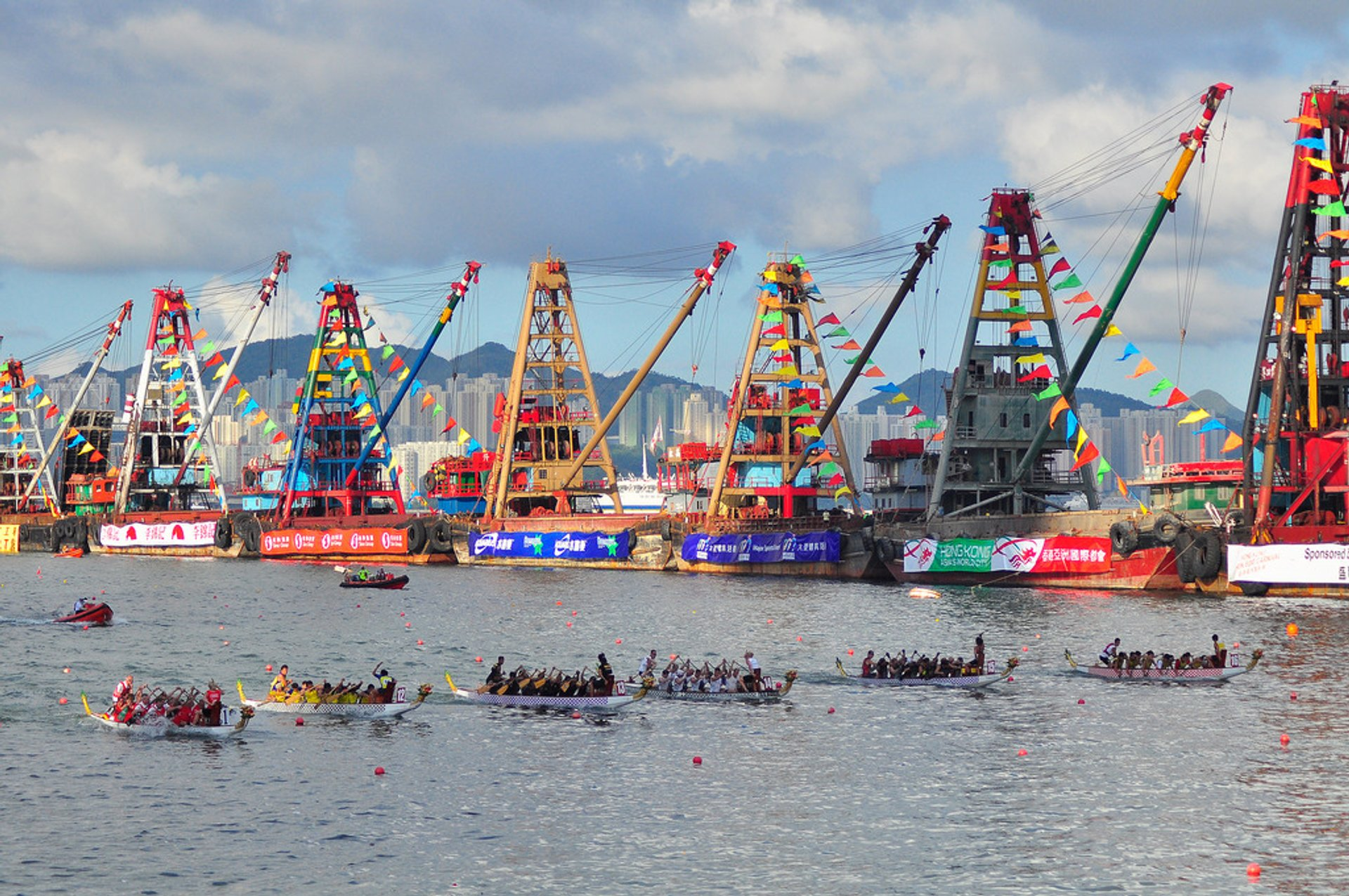 Dragon Boat Festival in Hong Kong 2020 - Best Time