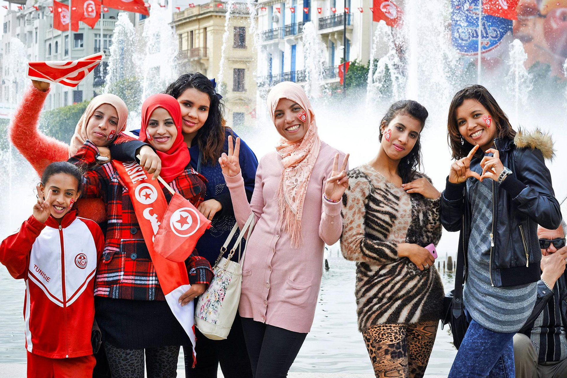 National Women's Day in Tunisia - Best Season 2020