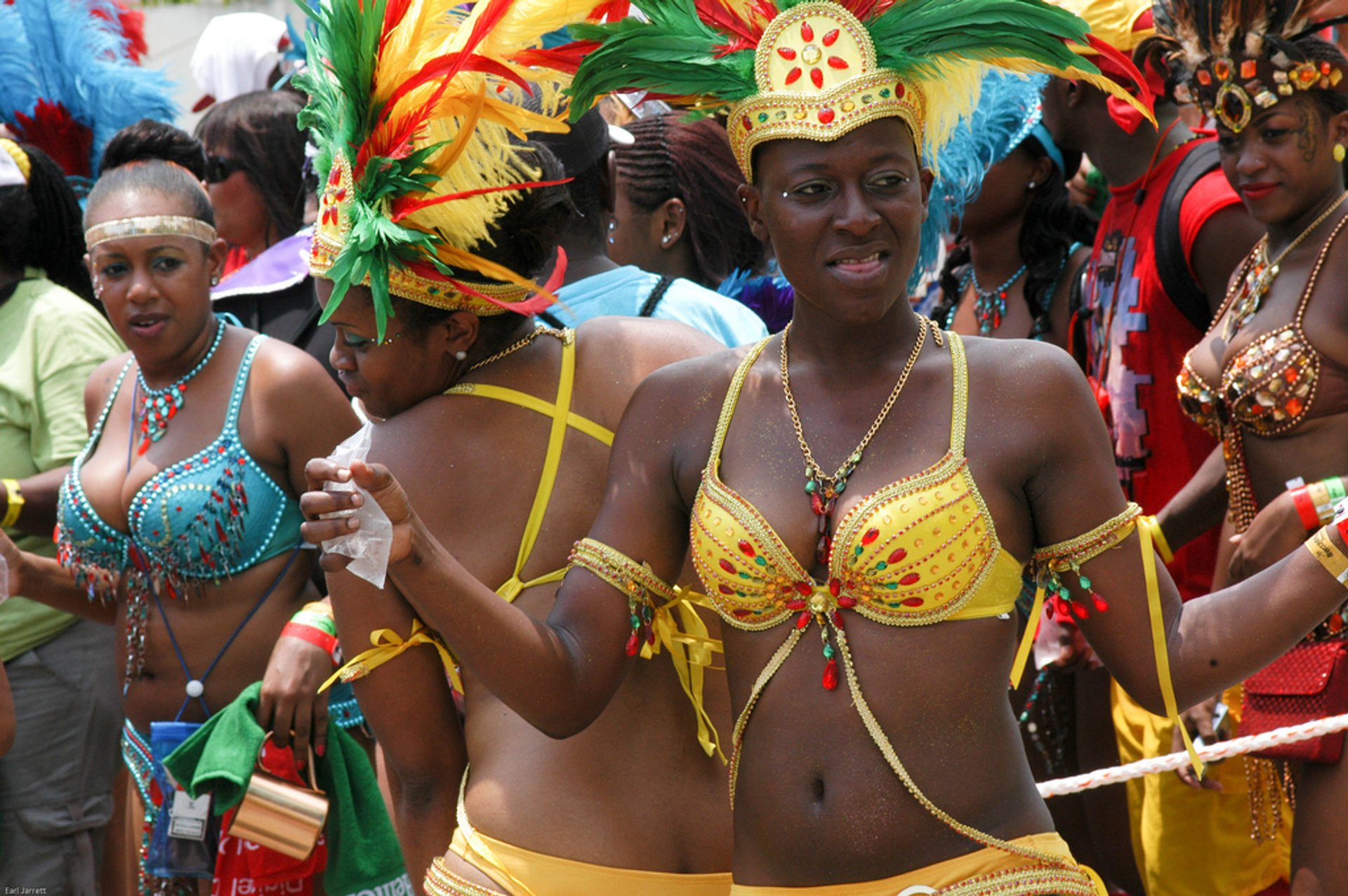 Jamaica Carnival in Jamaica 2019 - Best Time