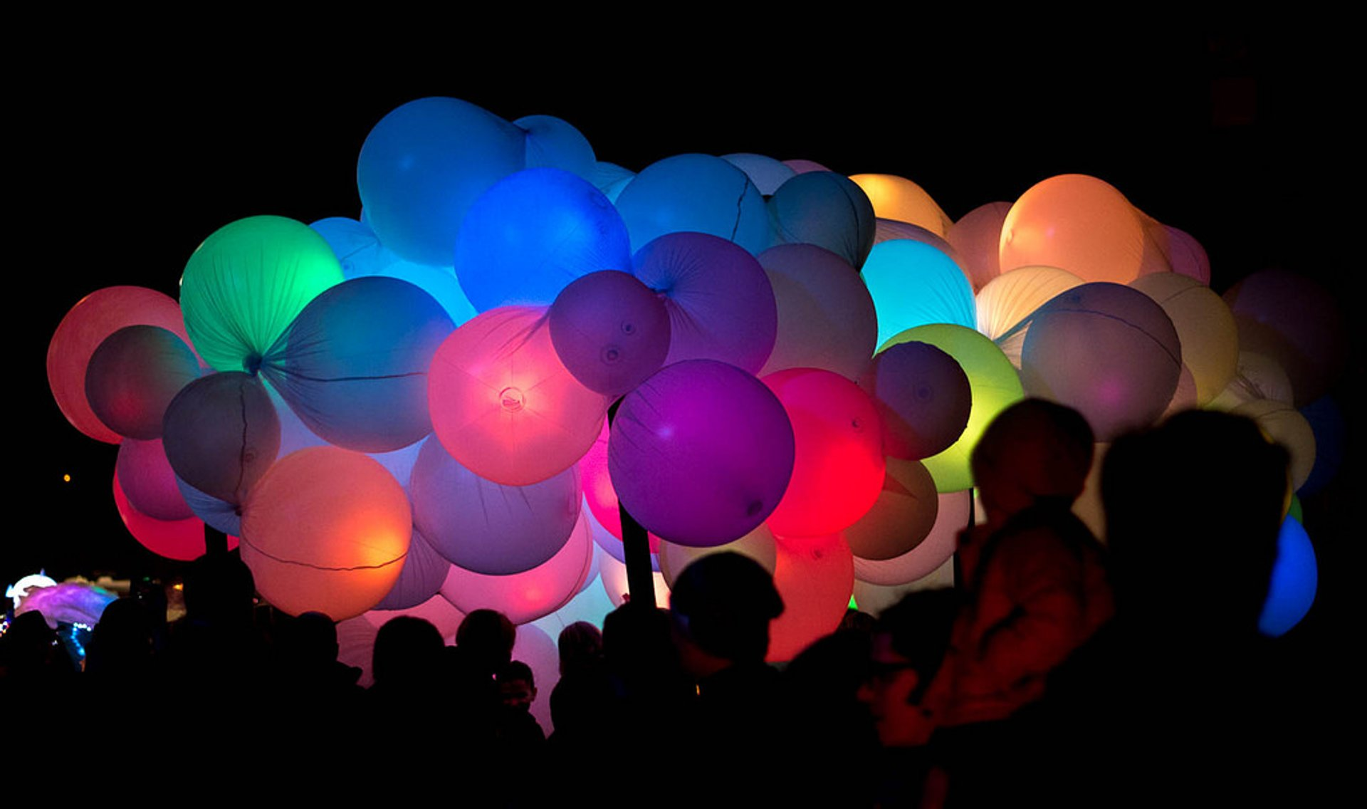 Portland Winter Light Festival 2020 Dates Map