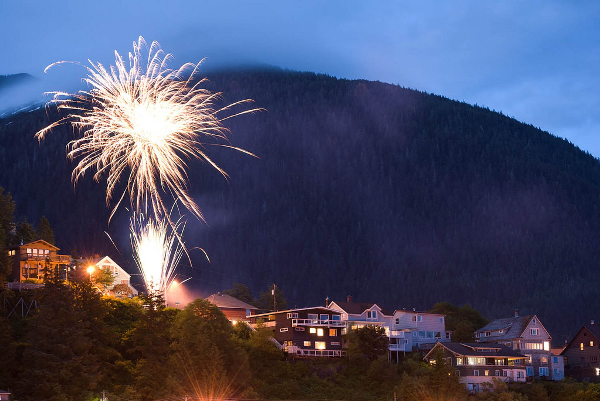 Best time to see Fourth of July in Anchorage in Alaska 2020