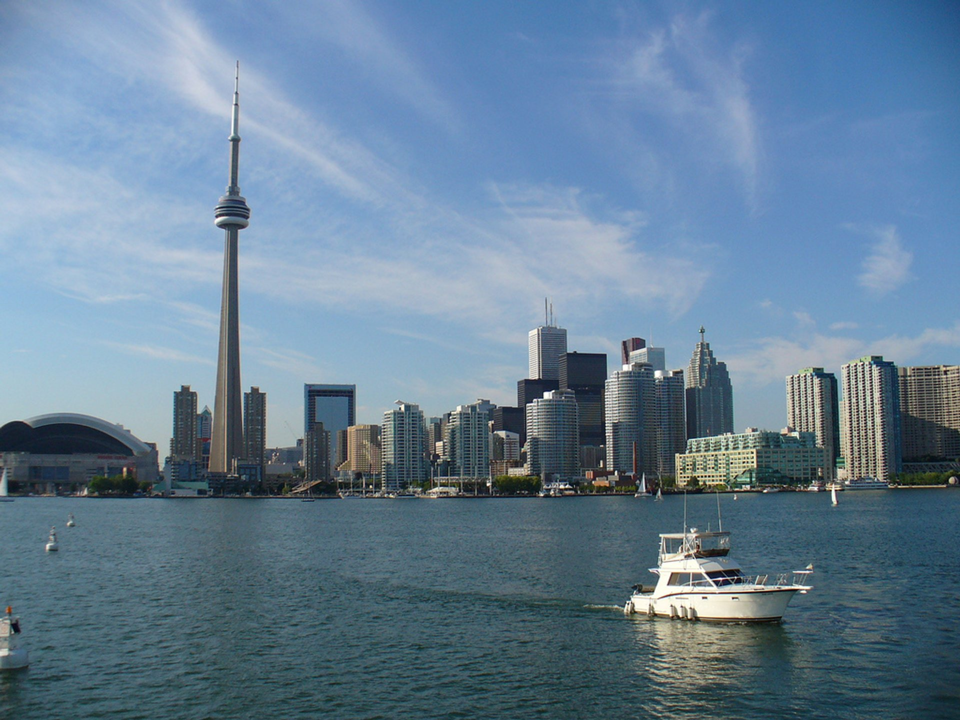 Best time to see Boat Cruises in Toronto