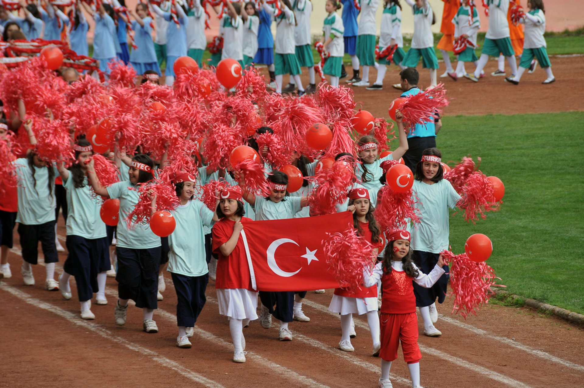 National Sovereignty and Children's Day in Istanbul 2020 - Best Time