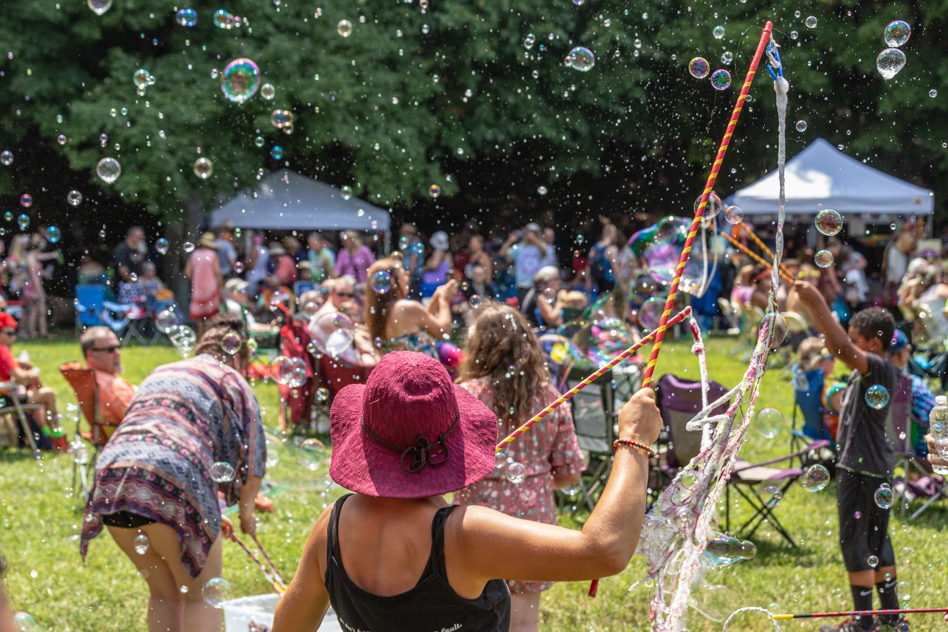 Hippie Fest in Ohio - Best Season 2020